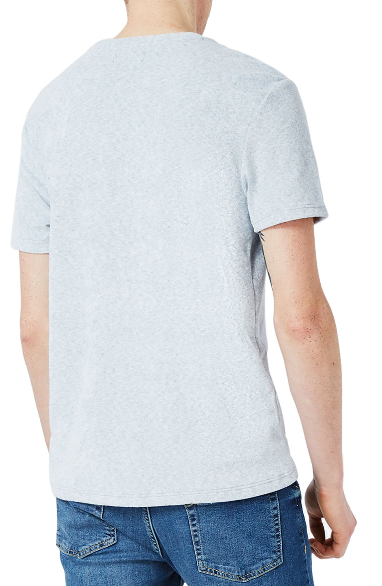 Terry Cloth T-Shirt,                             Alternate thumbnail 2, color,                             020