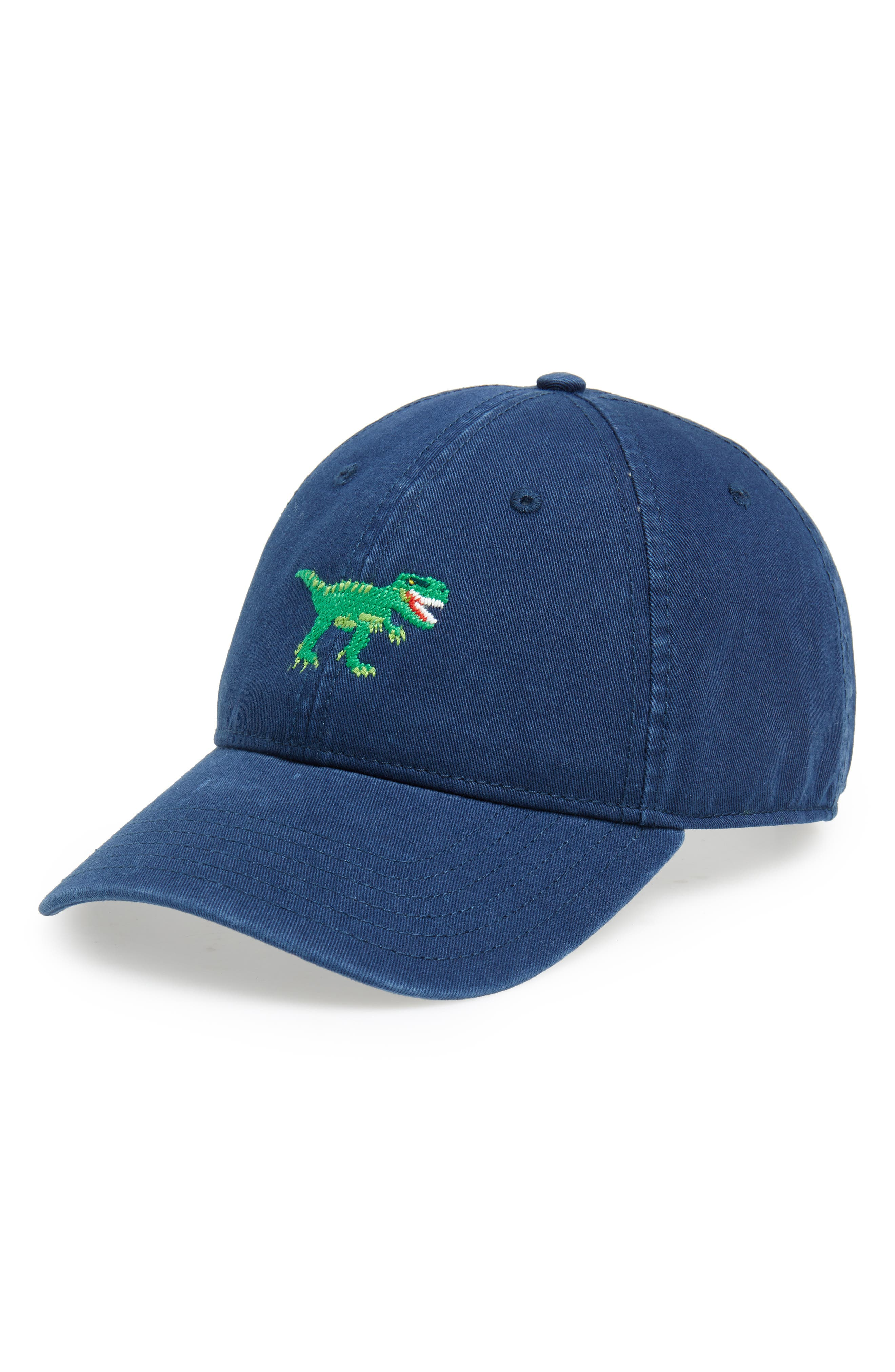 T-Rex Baseball Cap,                             Main thumbnail 1, color,                             400