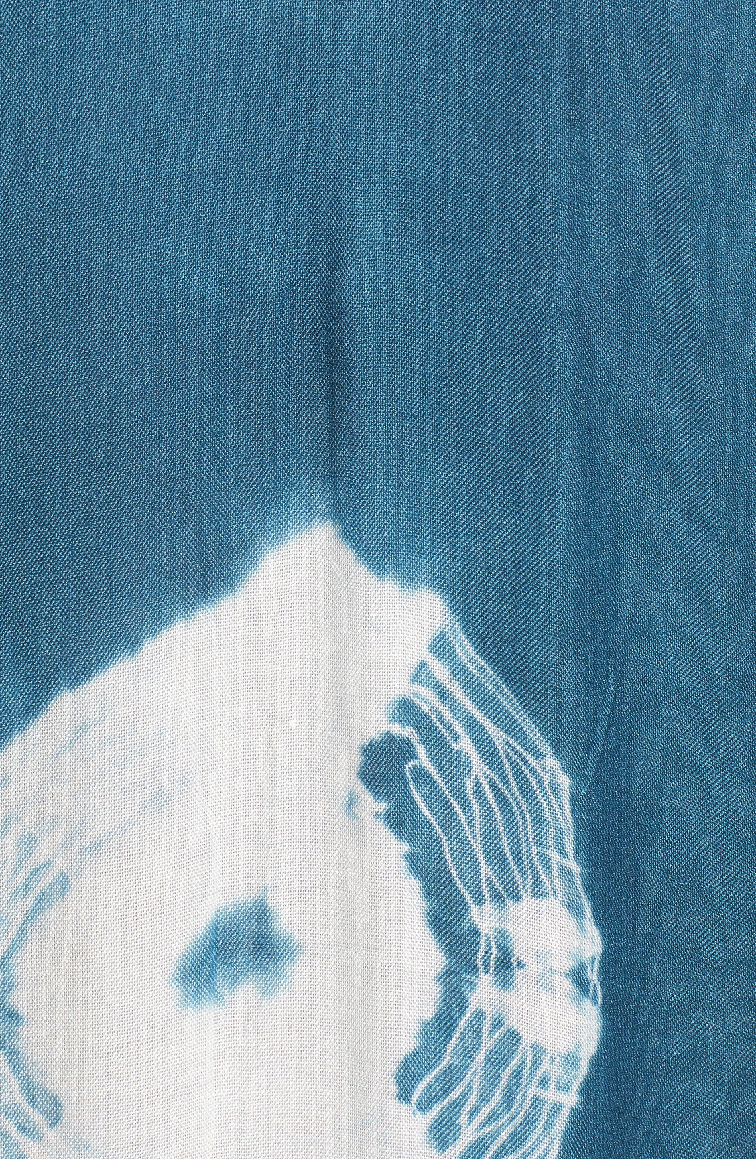 Spellbound Tie Dye Kimono Duster,                             Alternate thumbnail 15, color,