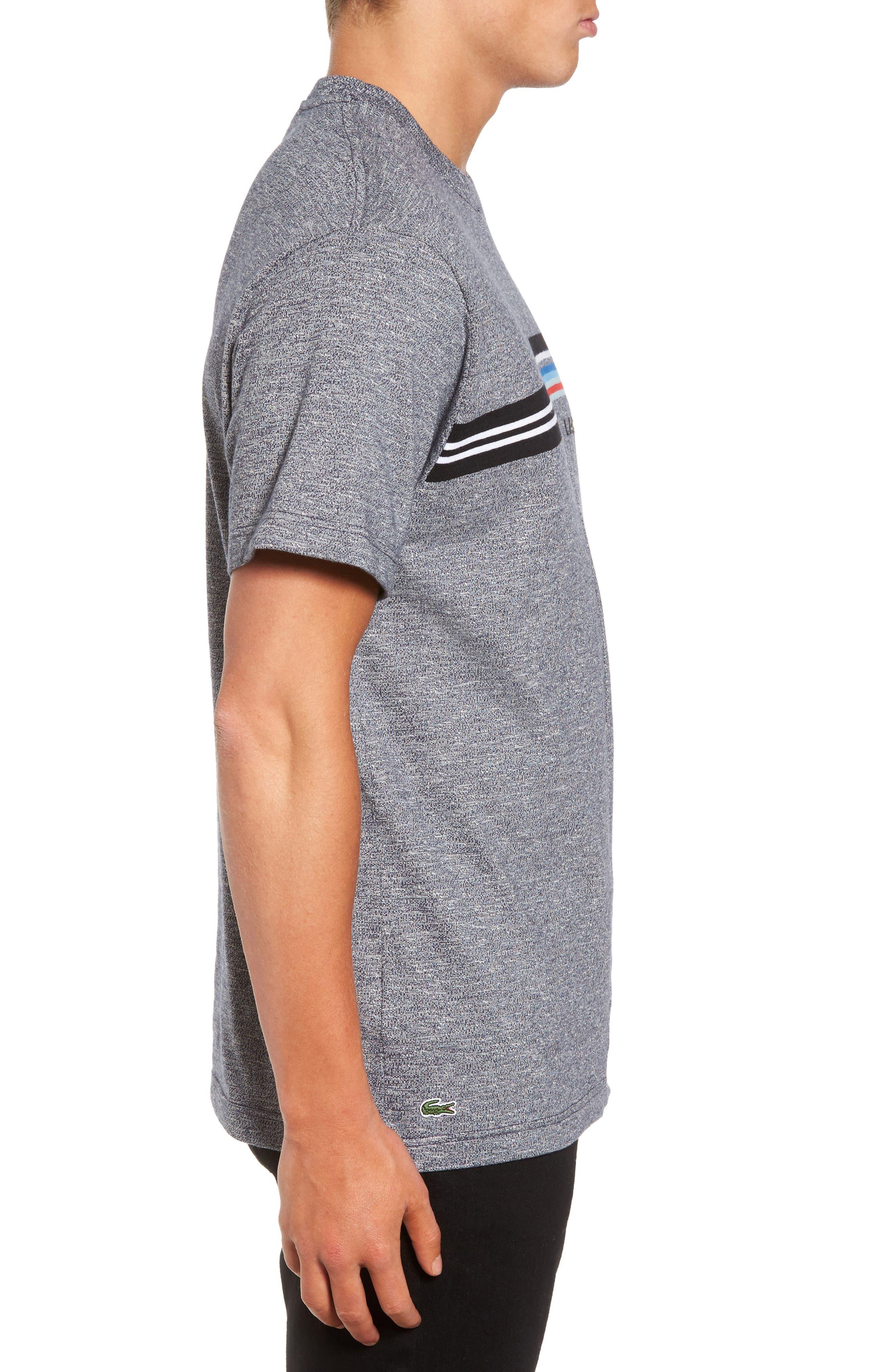 Mouline T-Shirt,                             Alternate thumbnail 3, color,                             060