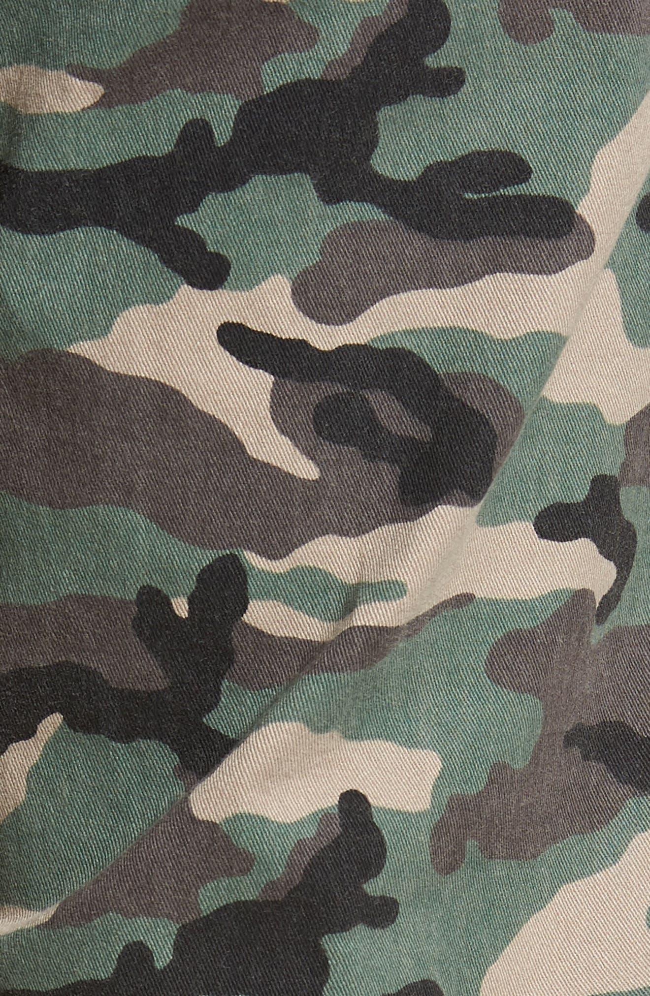 Print Jogger Pants,                             Alternate thumbnail 5, color,                             210