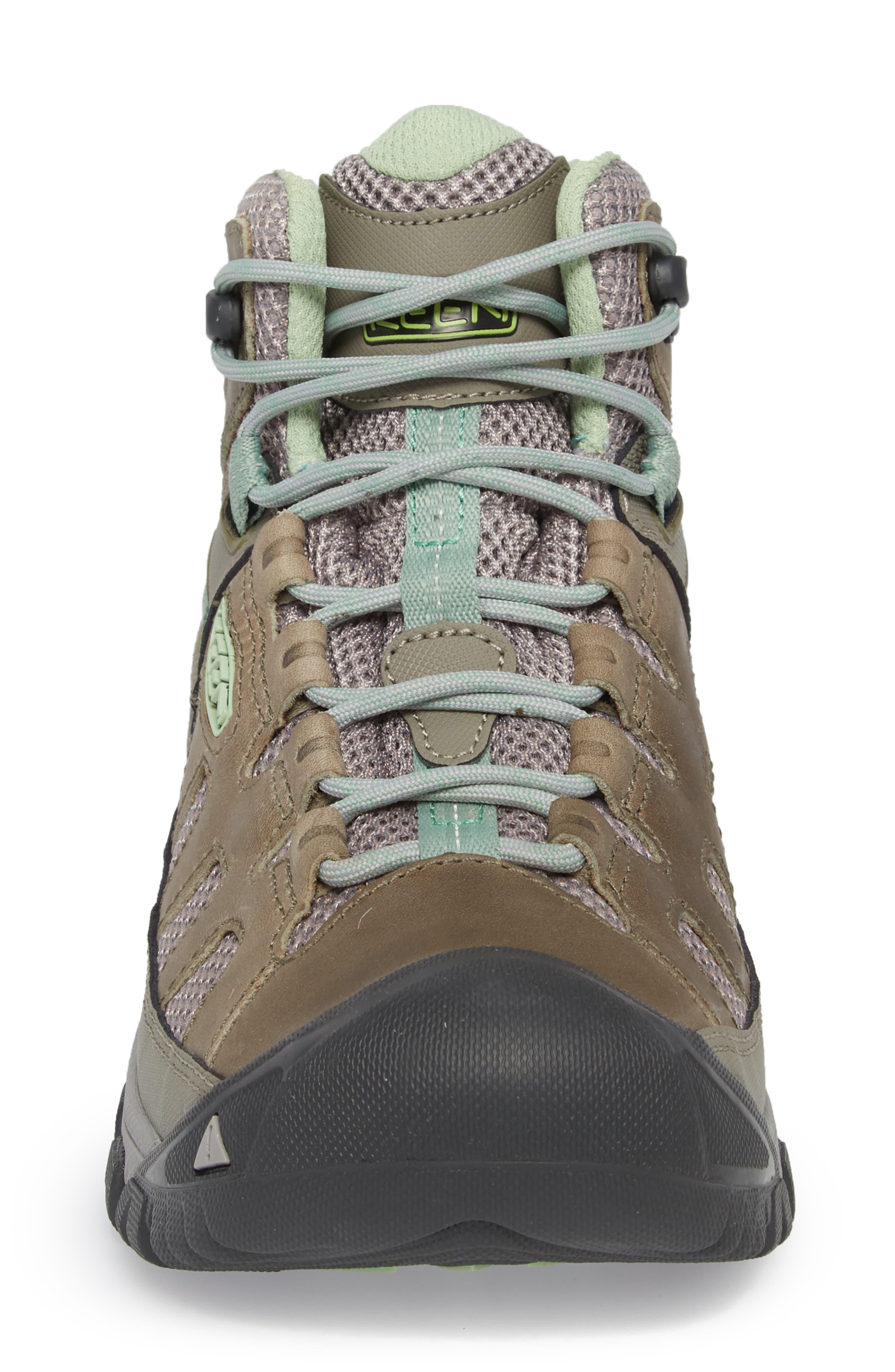 Targhee Vent Mid Hiking Shoe,                             Alternate thumbnail 4, color,                             200