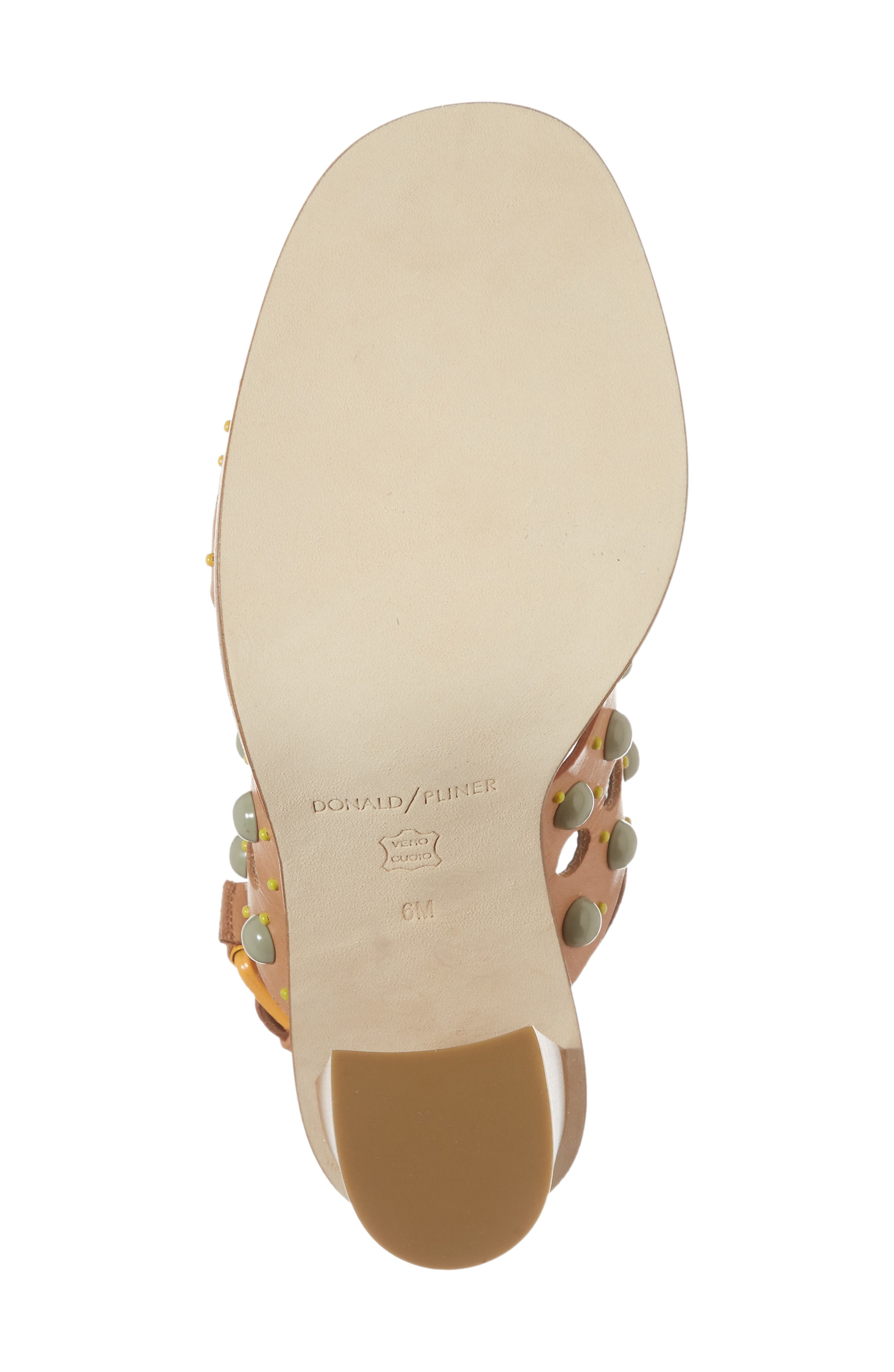 Estee Studded Sandal,                             Alternate thumbnail 12, color,