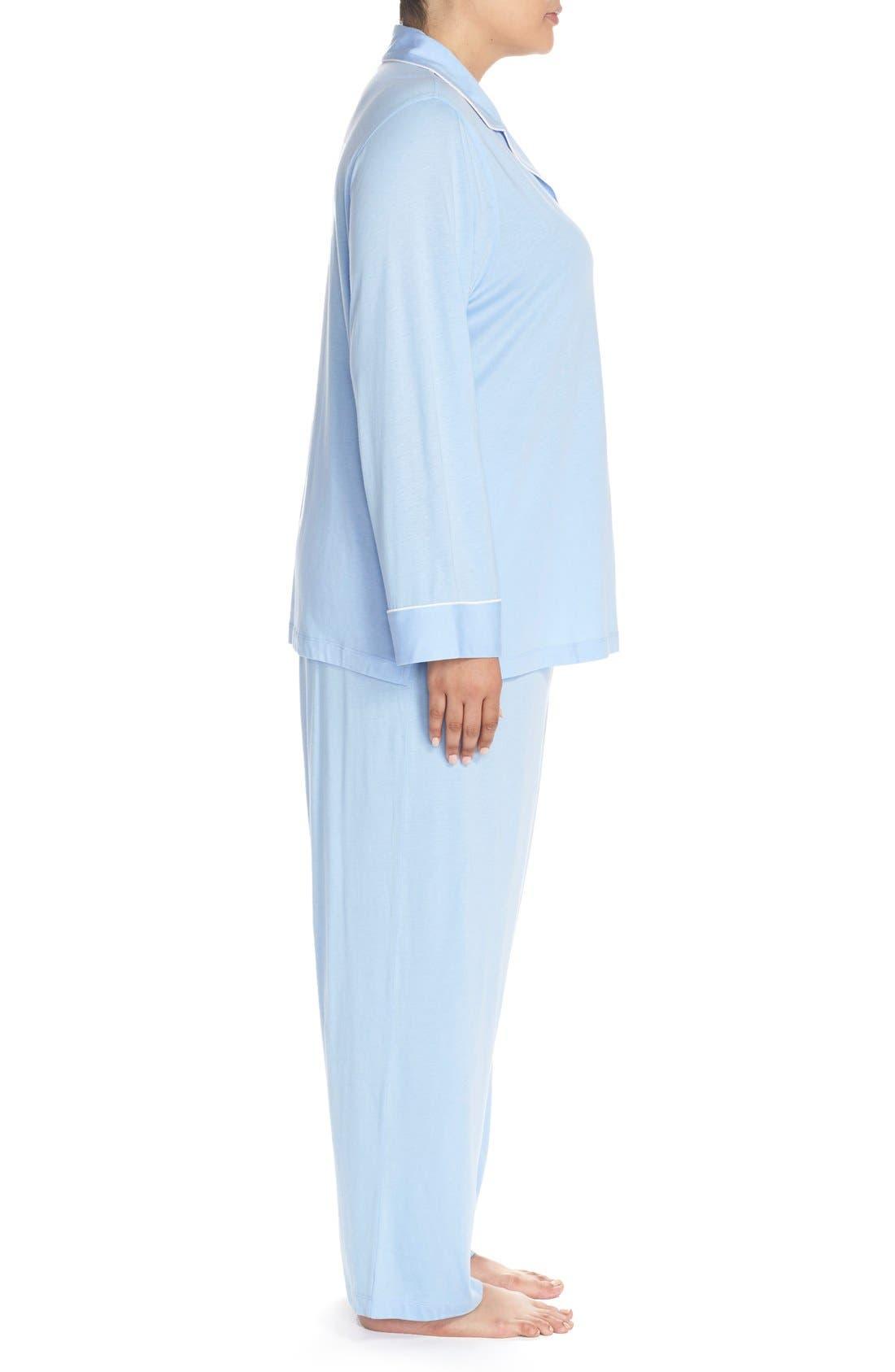 Knit Pajamas,                             Alternate thumbnail 32, color,