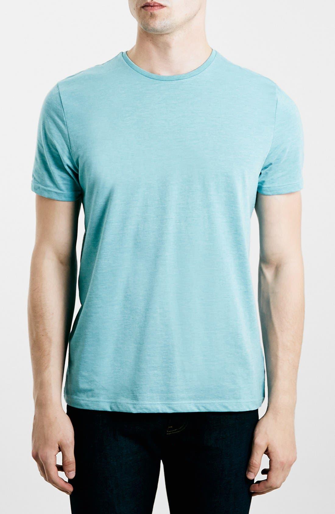 Slim Fit Crewneck T-Shirt,                             Main thumbnail 65, color,