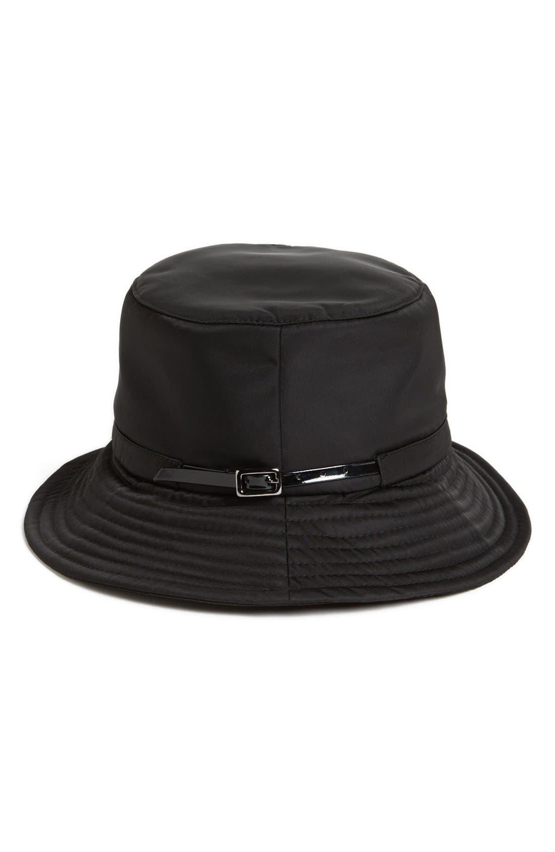 Rain Bucket Hat,                             Alternate thumbnail 7, color,
