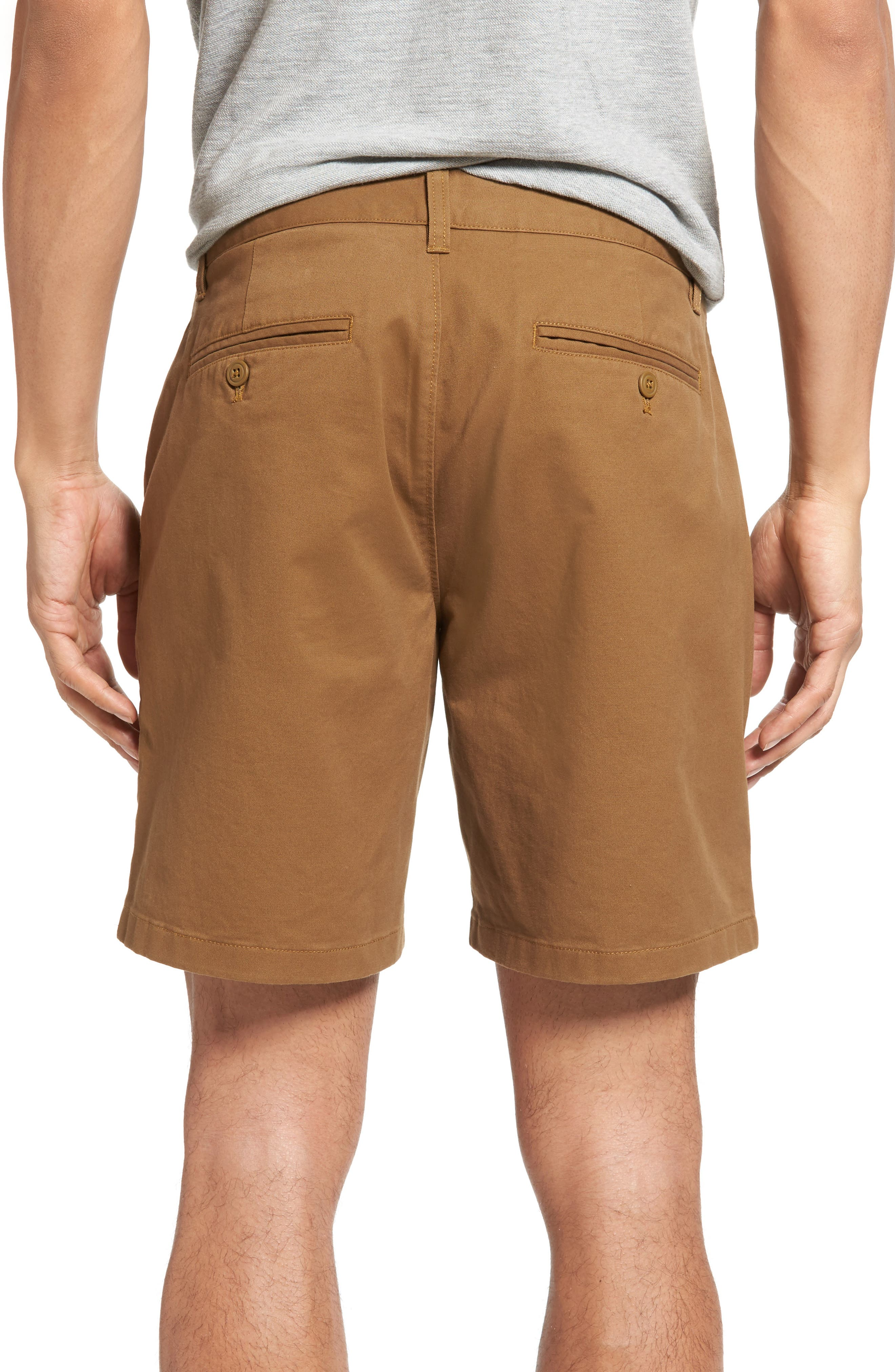 Stretch Washed Chino 7-Inch Shorts,                             Alternate thumbnail 41, color,