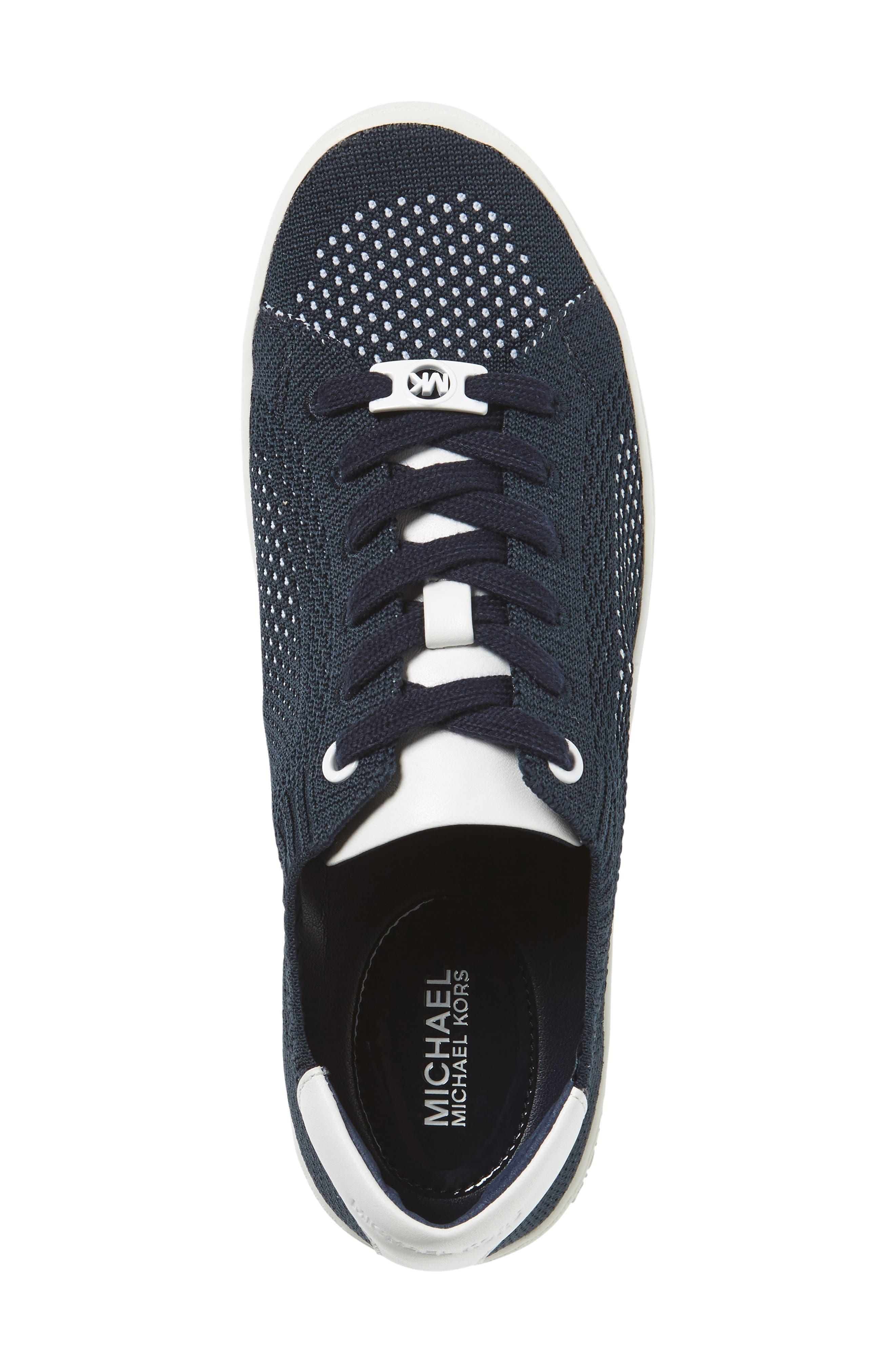 Skyler Knit Sneaker,                             Alternate thumbnail 14, color,