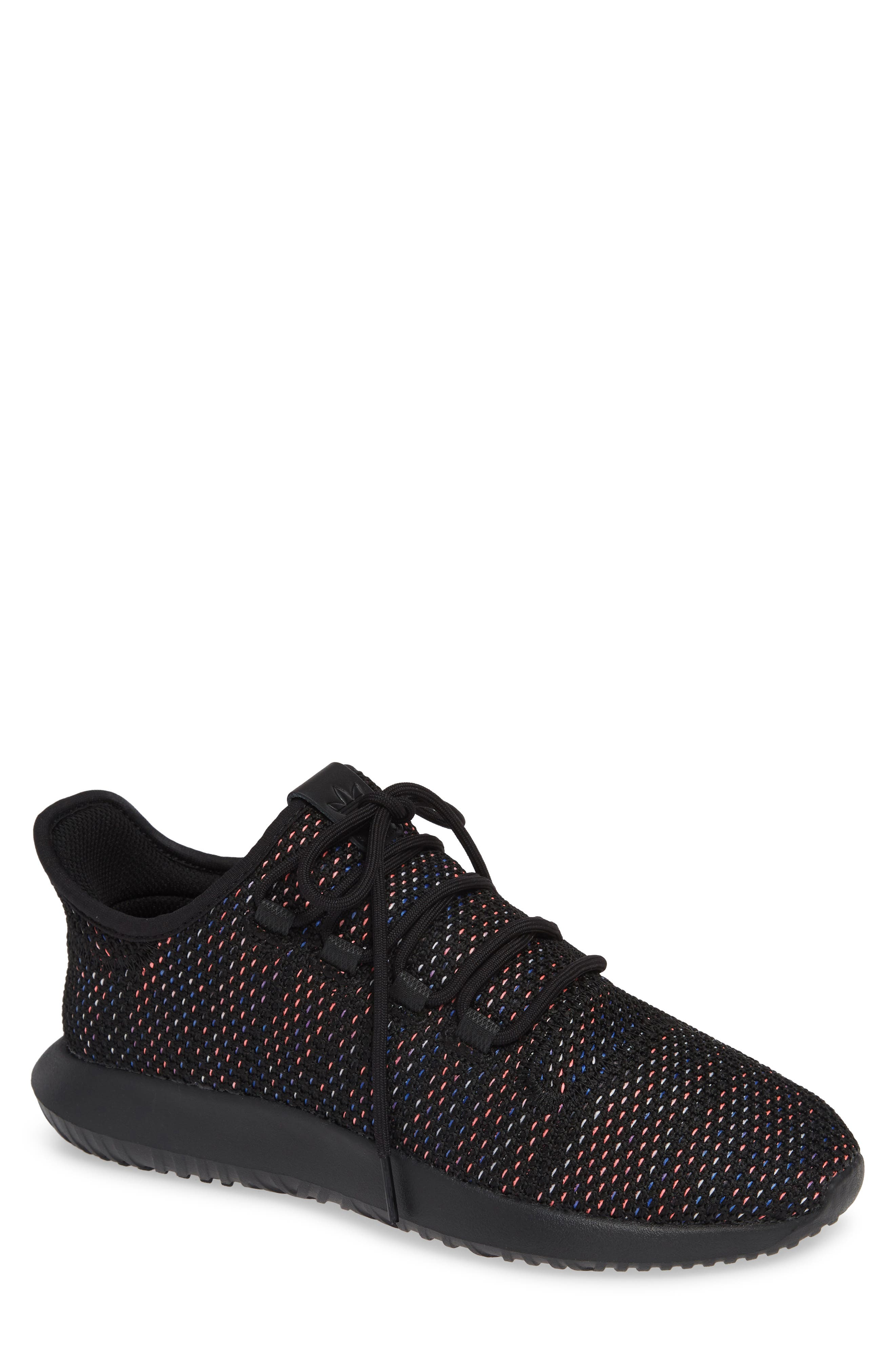 Tubular Shadow CK Sneaker,                             Main thumbnail 1, color,                             BLACK/ SOLAR RED/ MYSTERY INK
