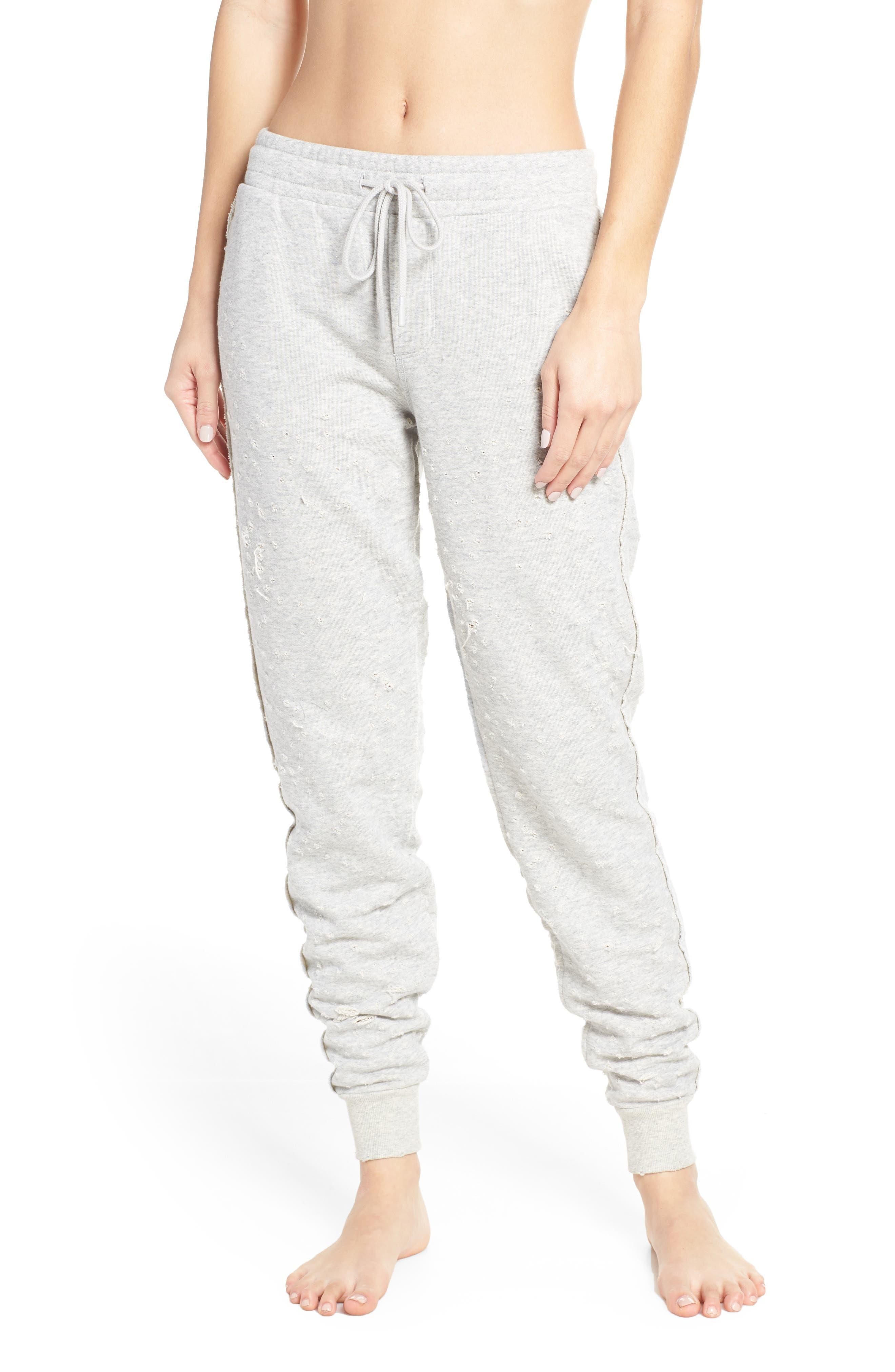 Women's Alo Distressed Sweatpants