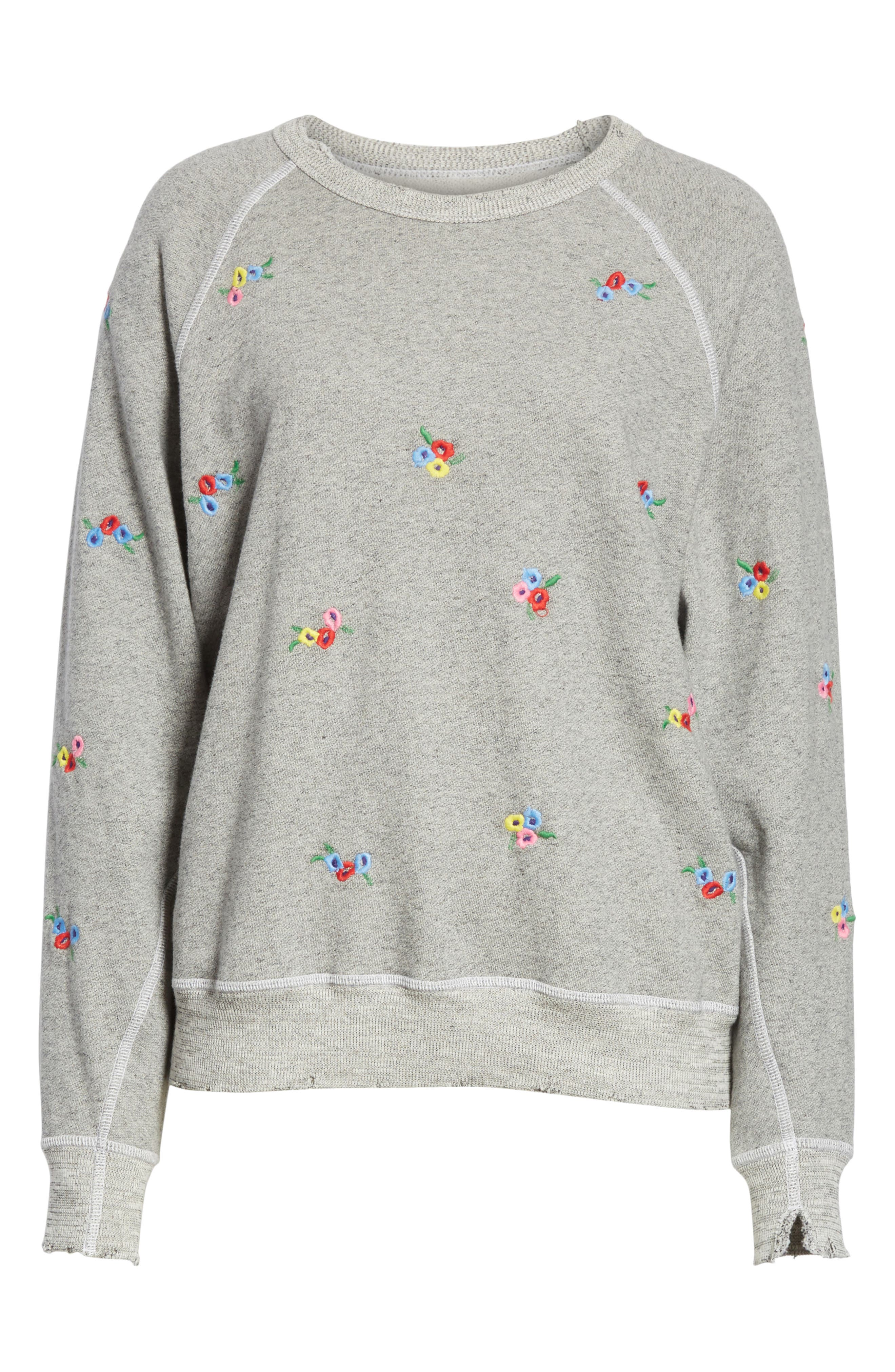 The College Sweatshirt,                             Alternate thumbnail 6, color,                             020