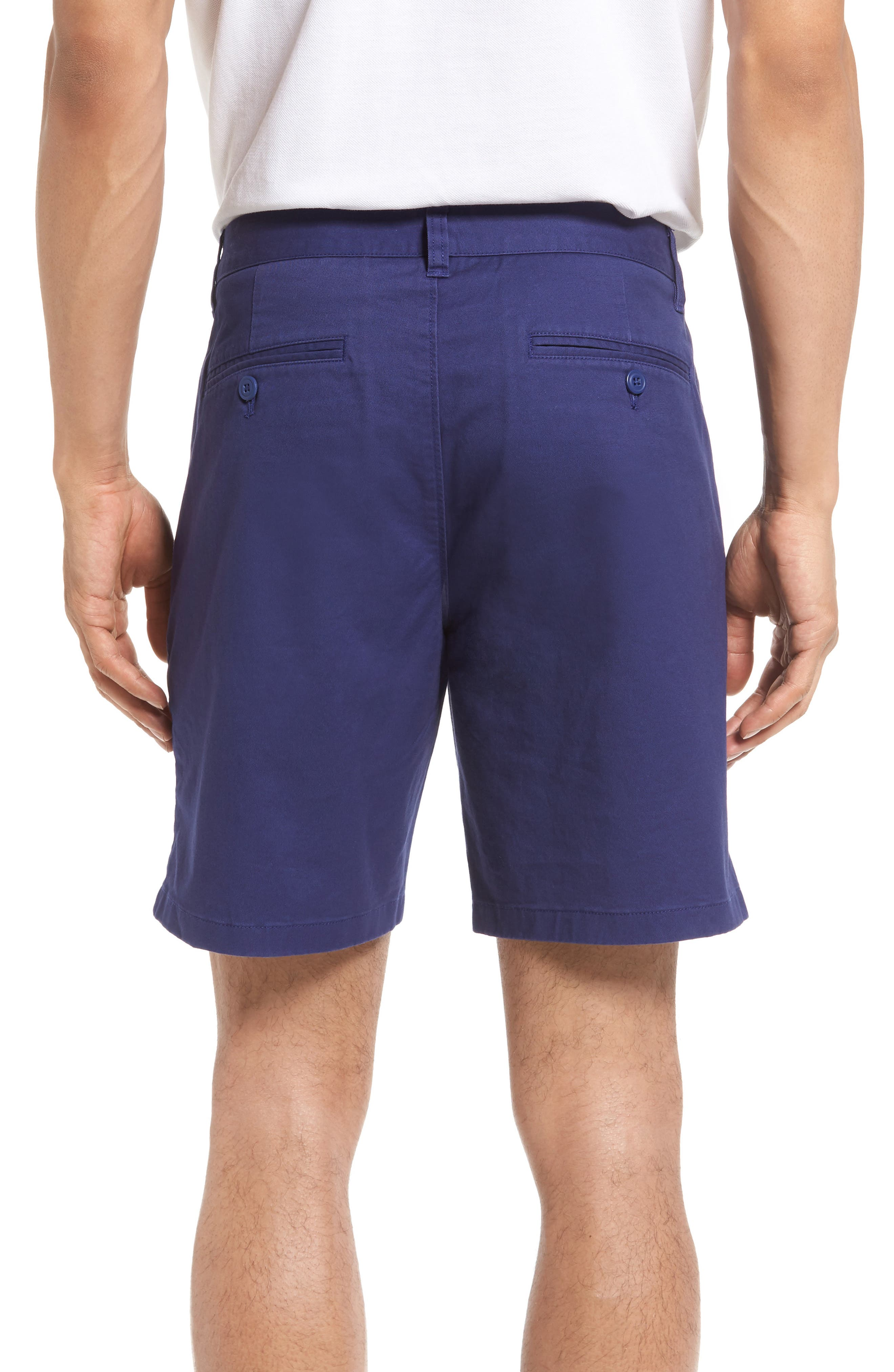 Stretch Chino 7-Inch Shorts,                             Alternate thumbnail 24, color,