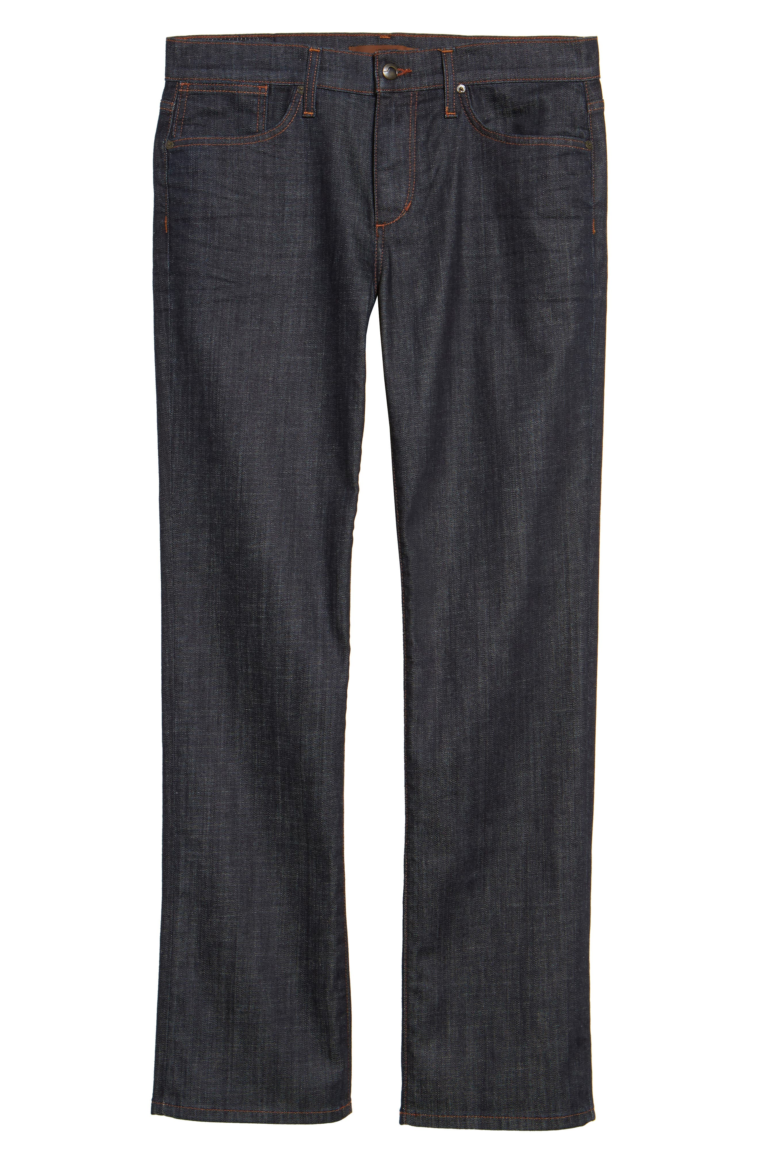 JOE'S,                             Classic Straight Leg Jeans,                             Alternate thumbnail 8, color,                             DAKOTA