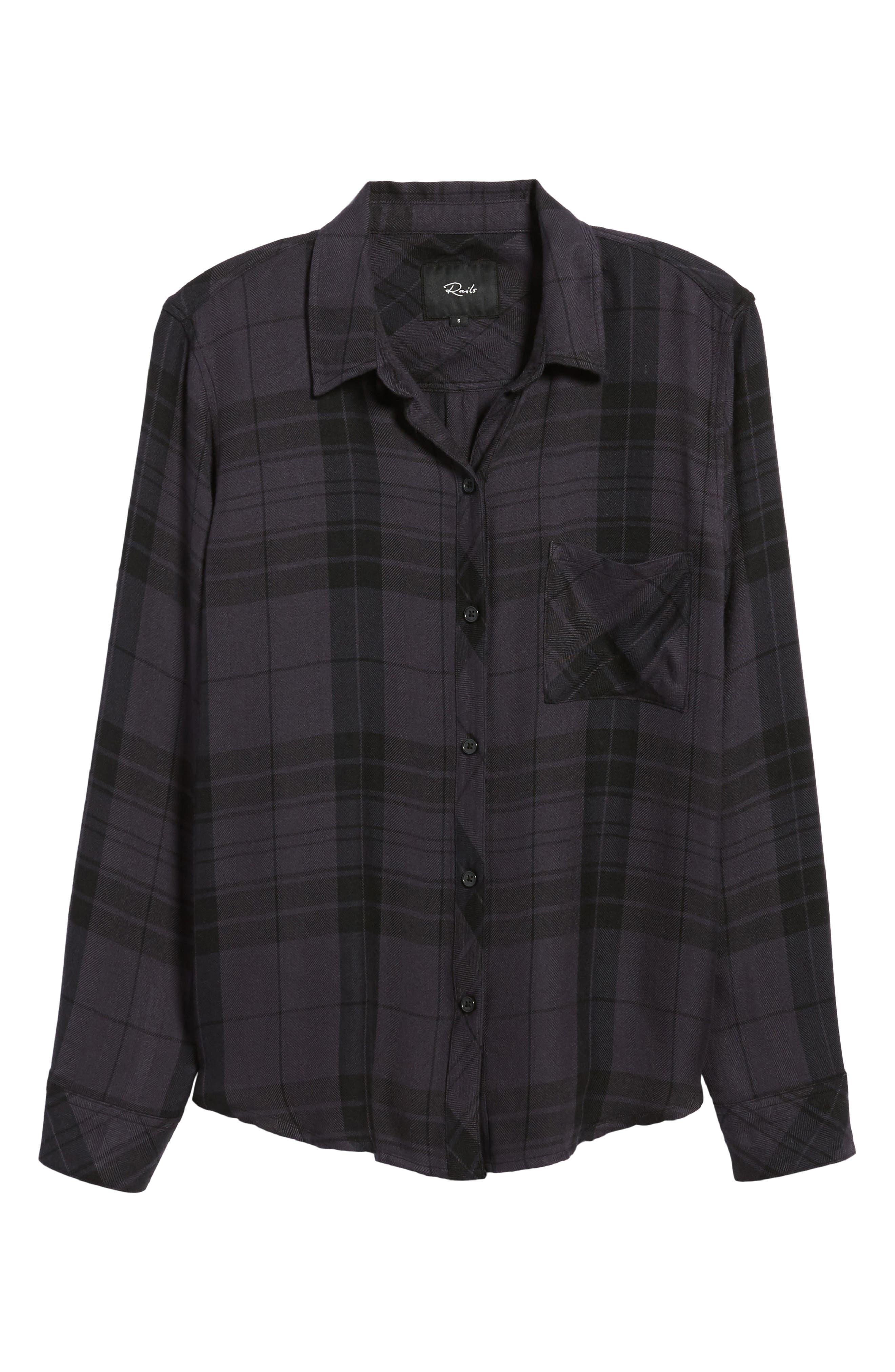 Hunter Plaid Shirt,                             Alternate thumbnail 688, color,