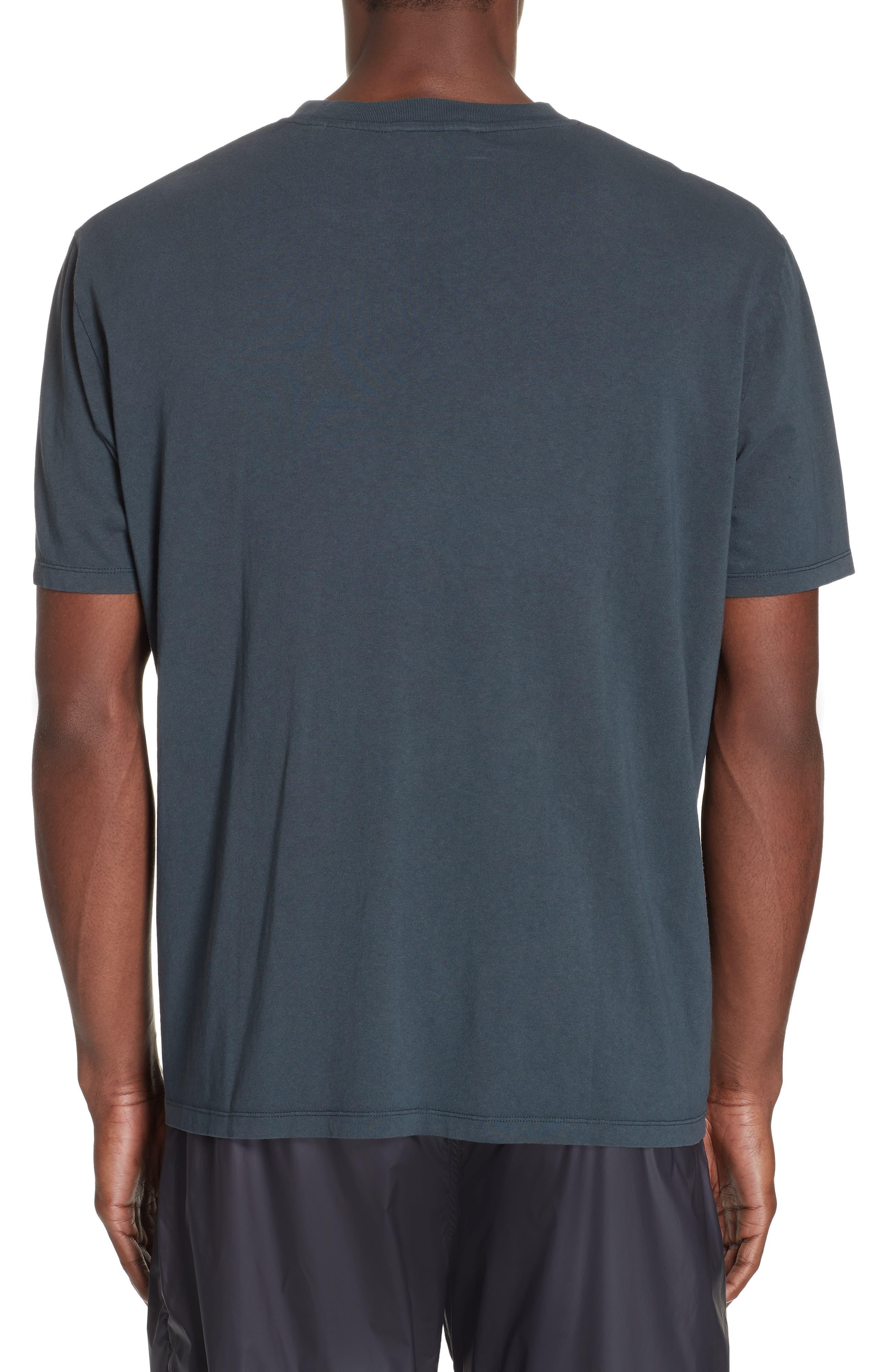 Portrait Graphic Box T-shirt,                             Alternate thumbnail 2, color,                             BLACK