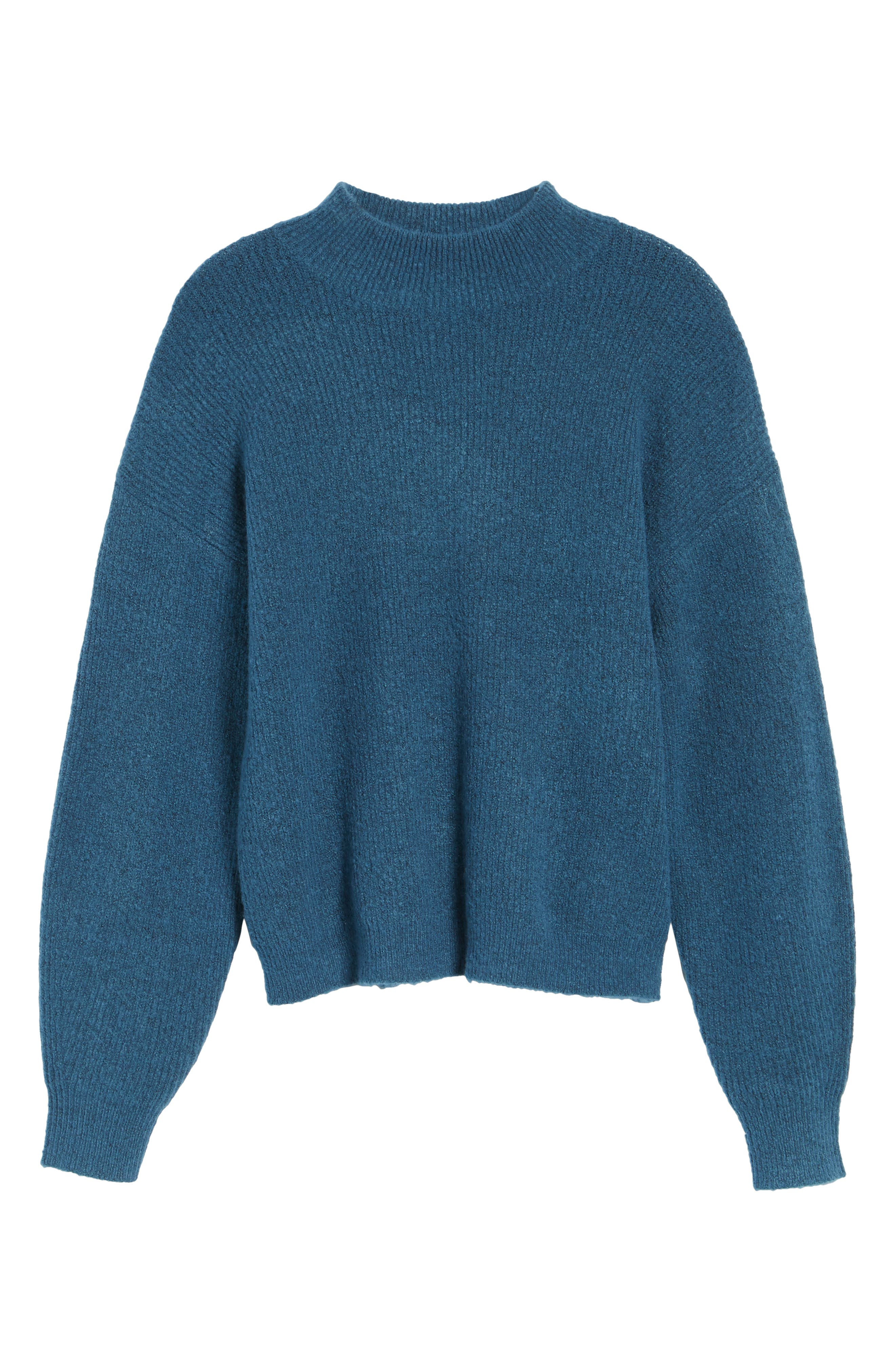 Cozy Ribbed Pullover,                             Alternate thumbnail 47, color,