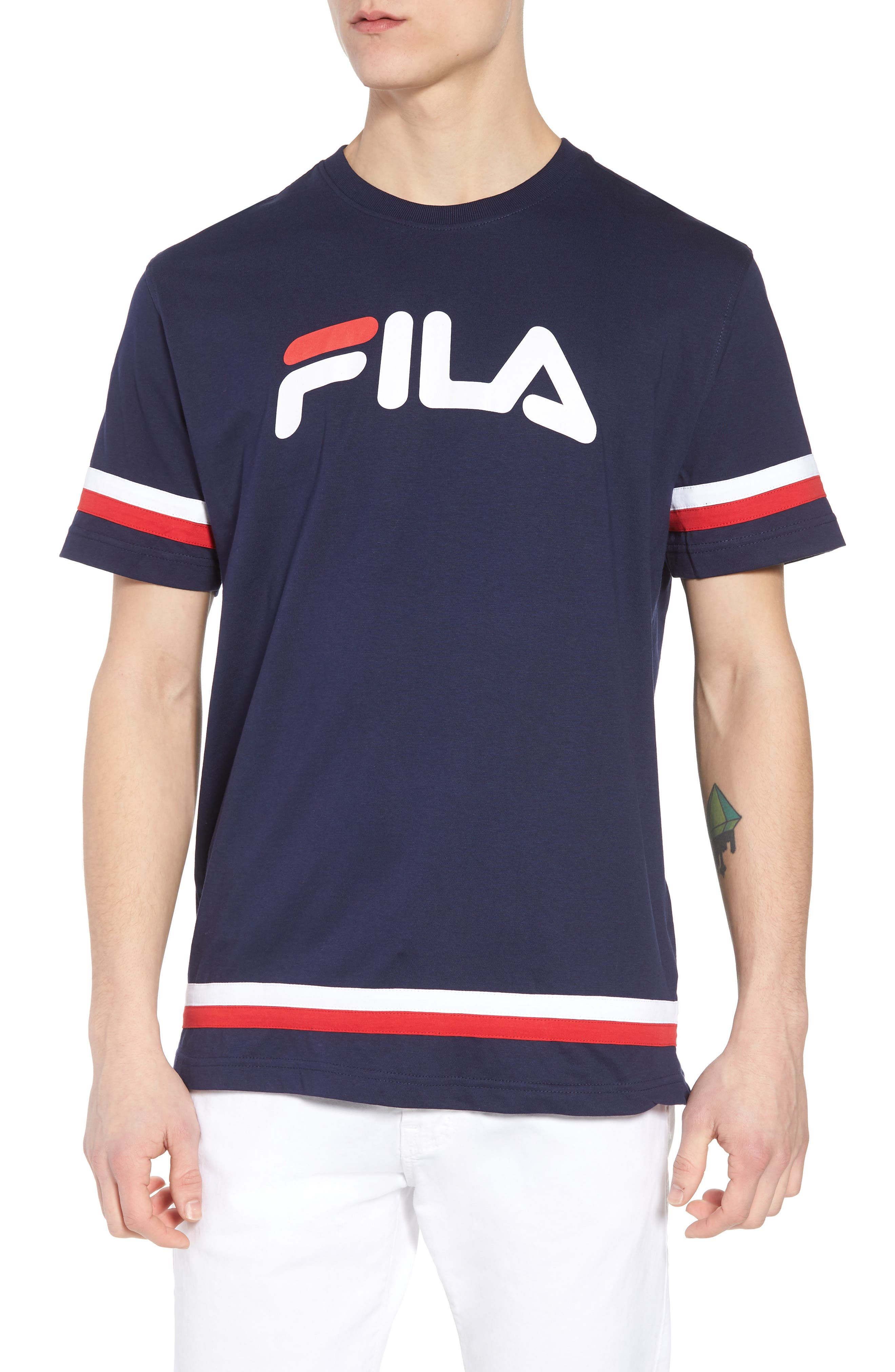 Riley T-Shirt,                         Main,                         color, 410