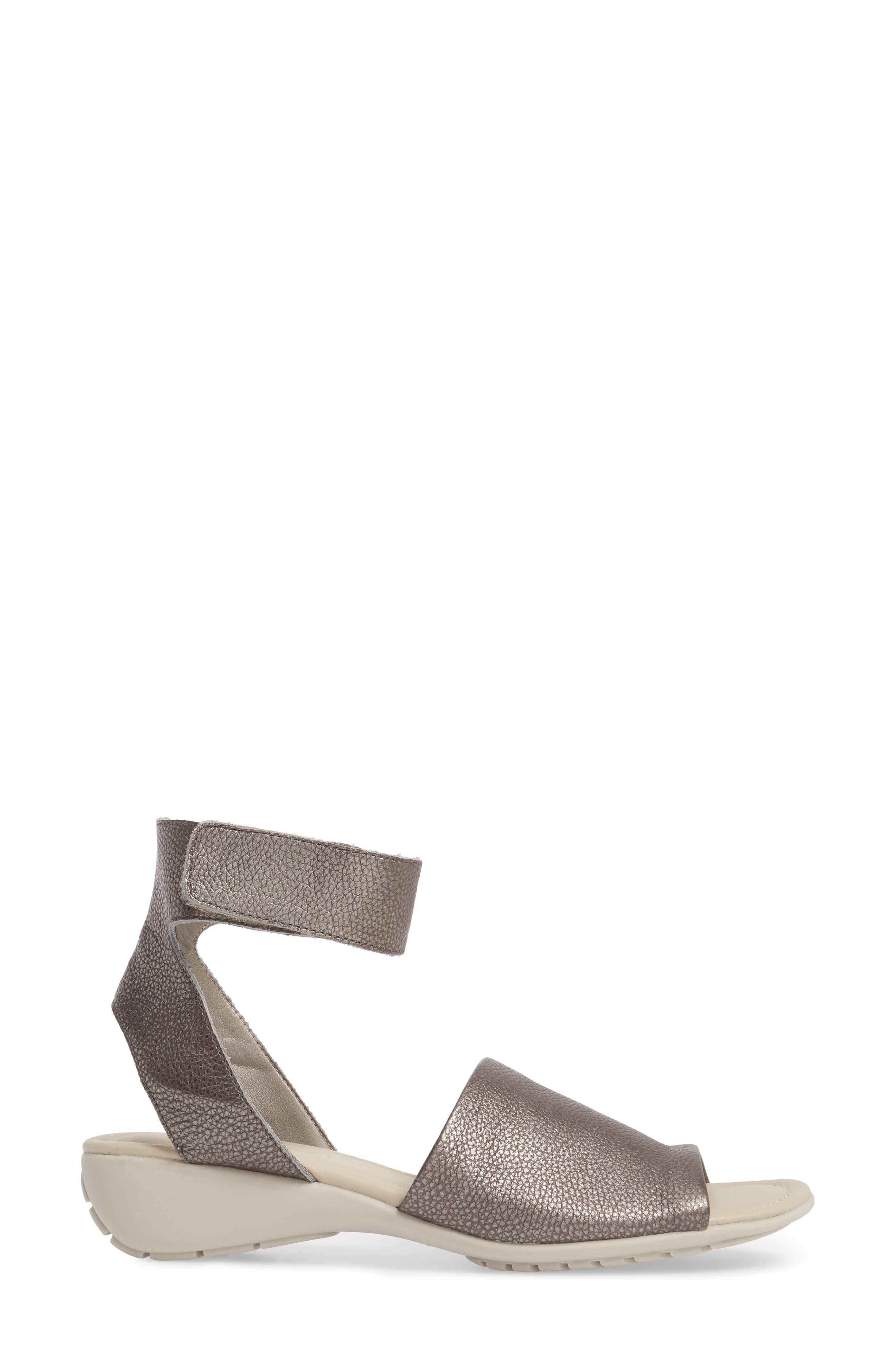 'Beglad' Leather Ankle Strap Sandal,                             Alternate thumbnail 34, color,