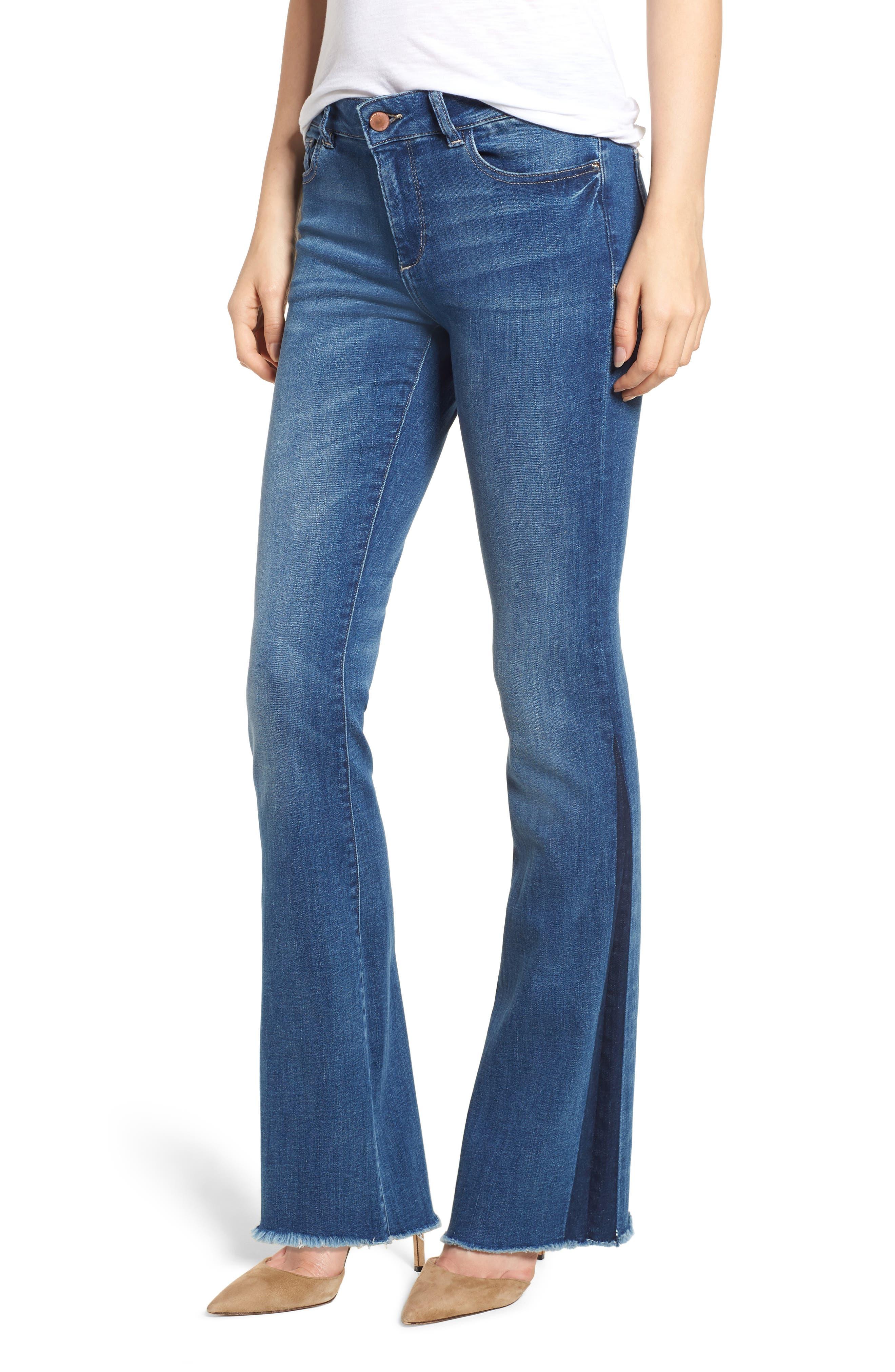 Bridget Instasculpt Bootcut Jeans, Main, color, 425