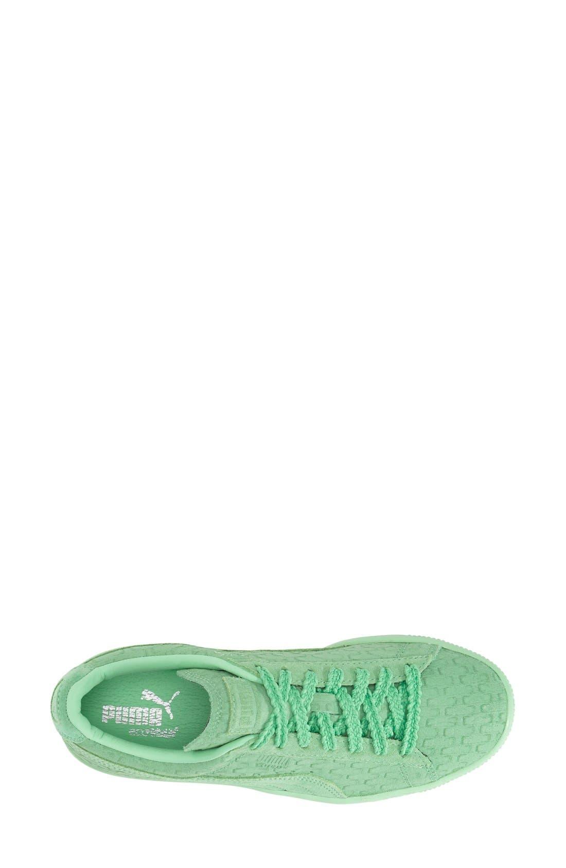 'Suede Classic - Solange' Sneaker,                             Alternate thumbnail 2, color,                             300