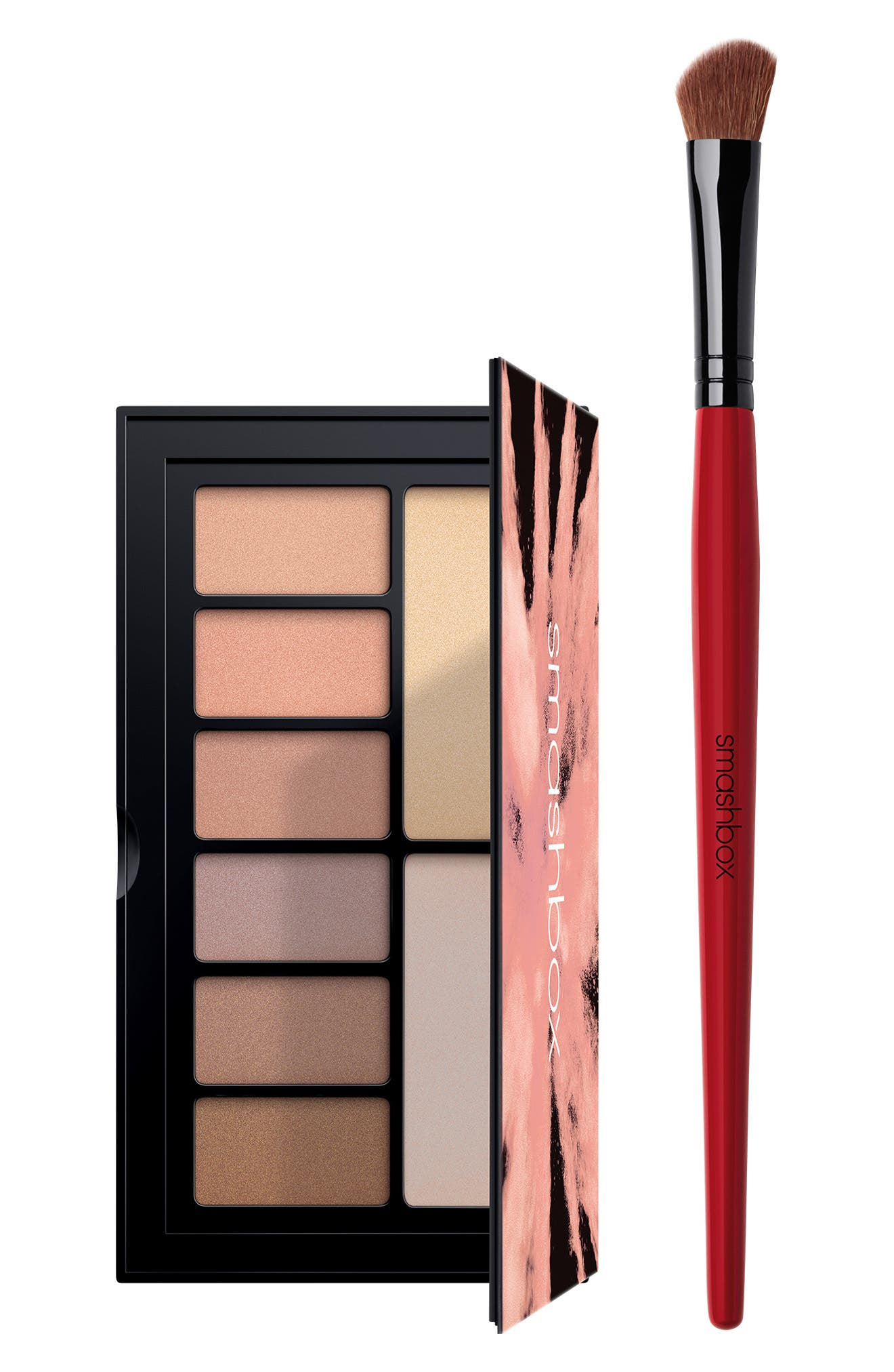 Cover Shot Eye Palette & Brush Duo,                         Main,                         color, 000