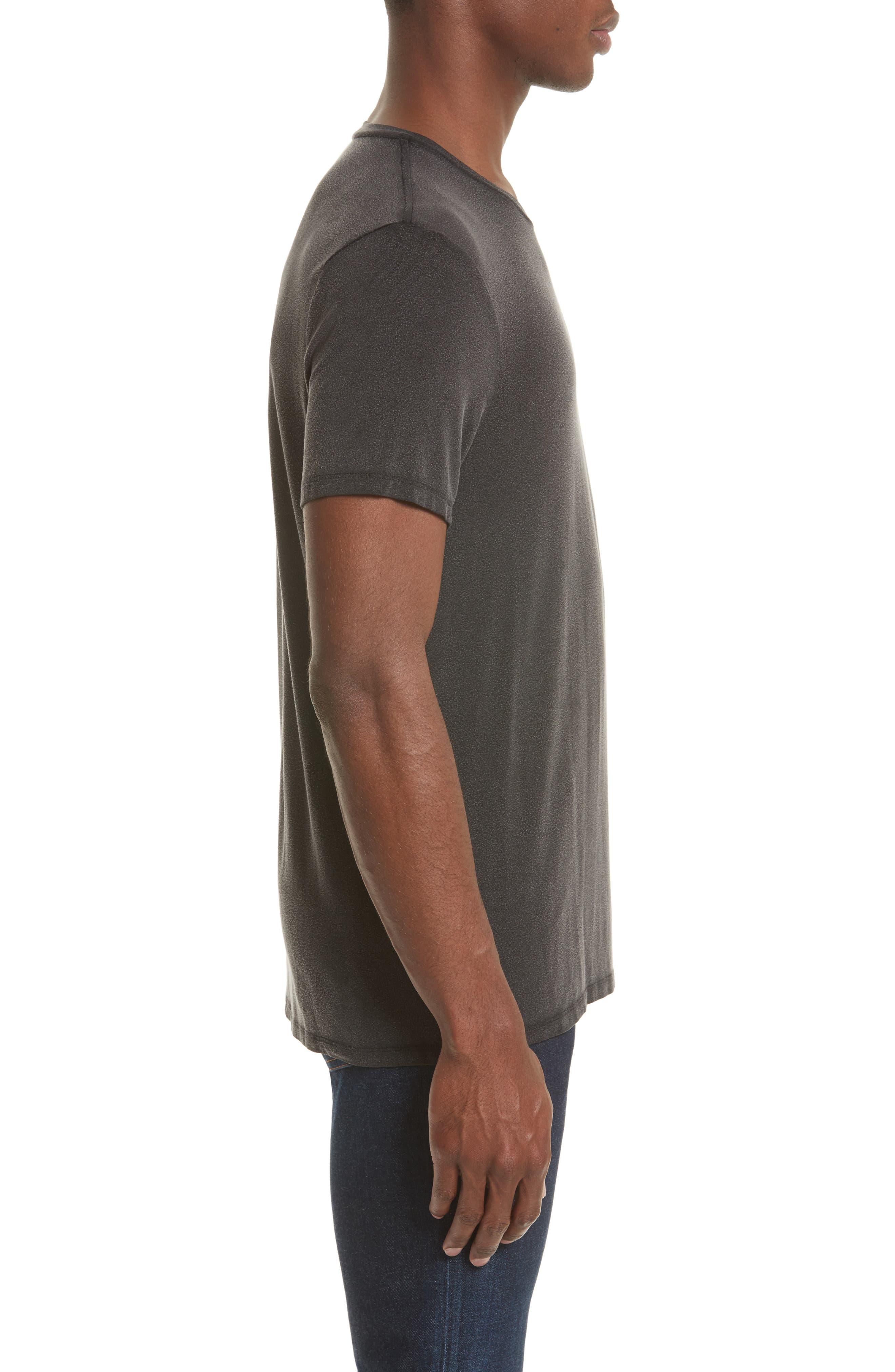 T-Shirt,                             Alternate thumbnail 3, color,                             001