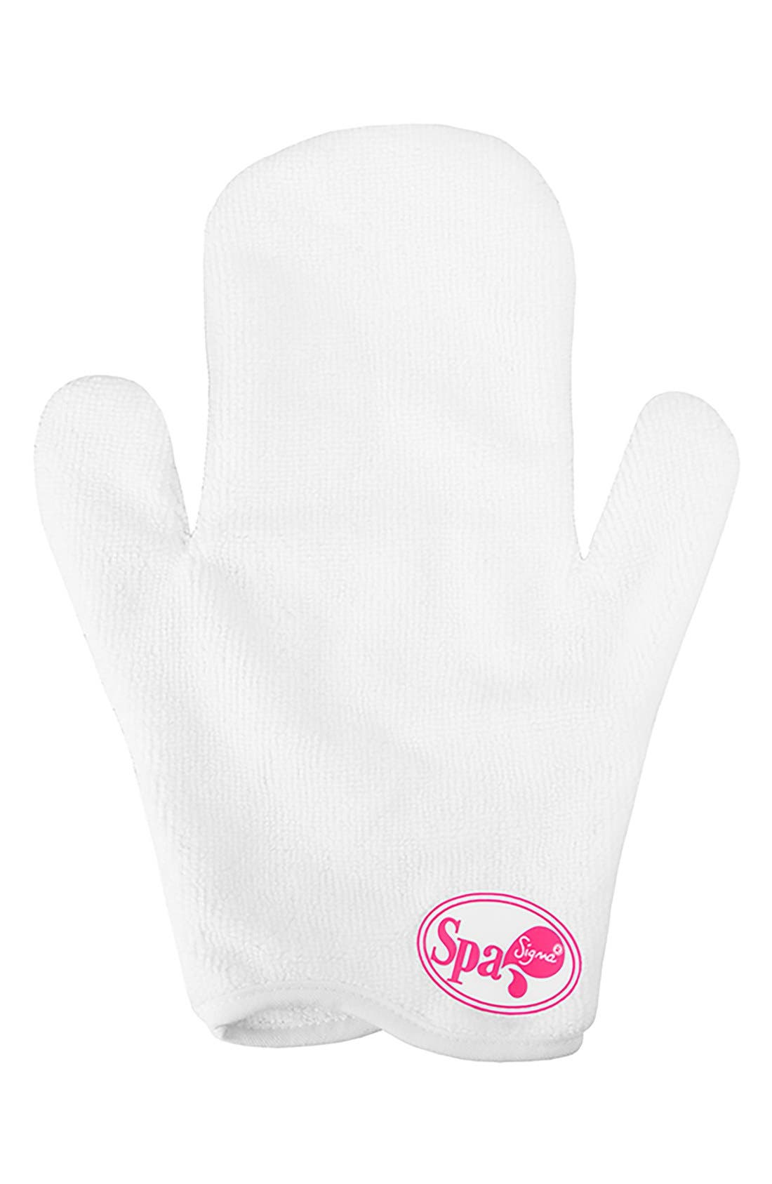 Sigma Spa<sup>®</sup> 2X Brush Cleaning Glove,                             Alternate thumbnail 4, color,                             NO COLOR