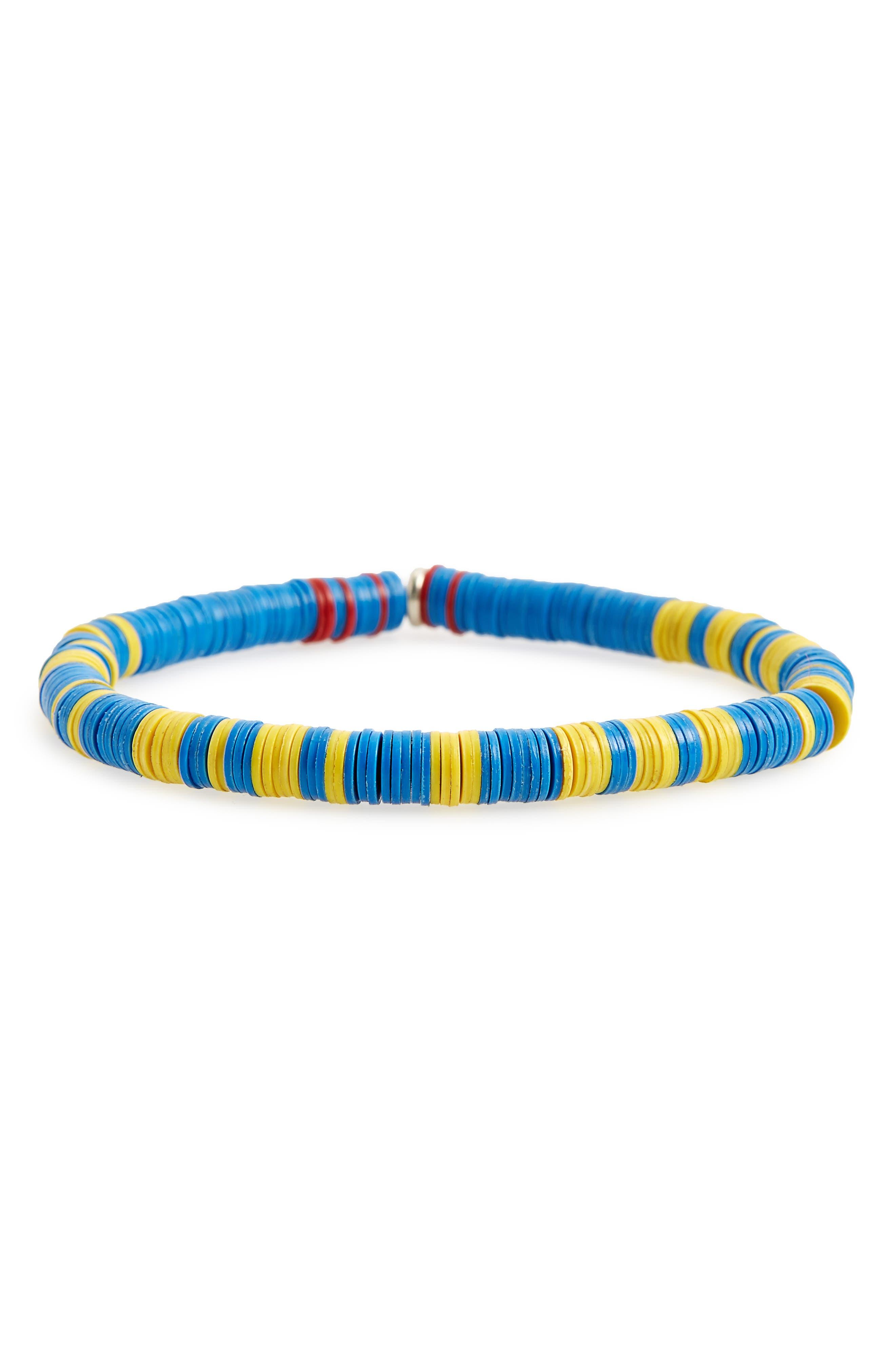 Victory Morse Bracelet,                         Main,                         color, 400