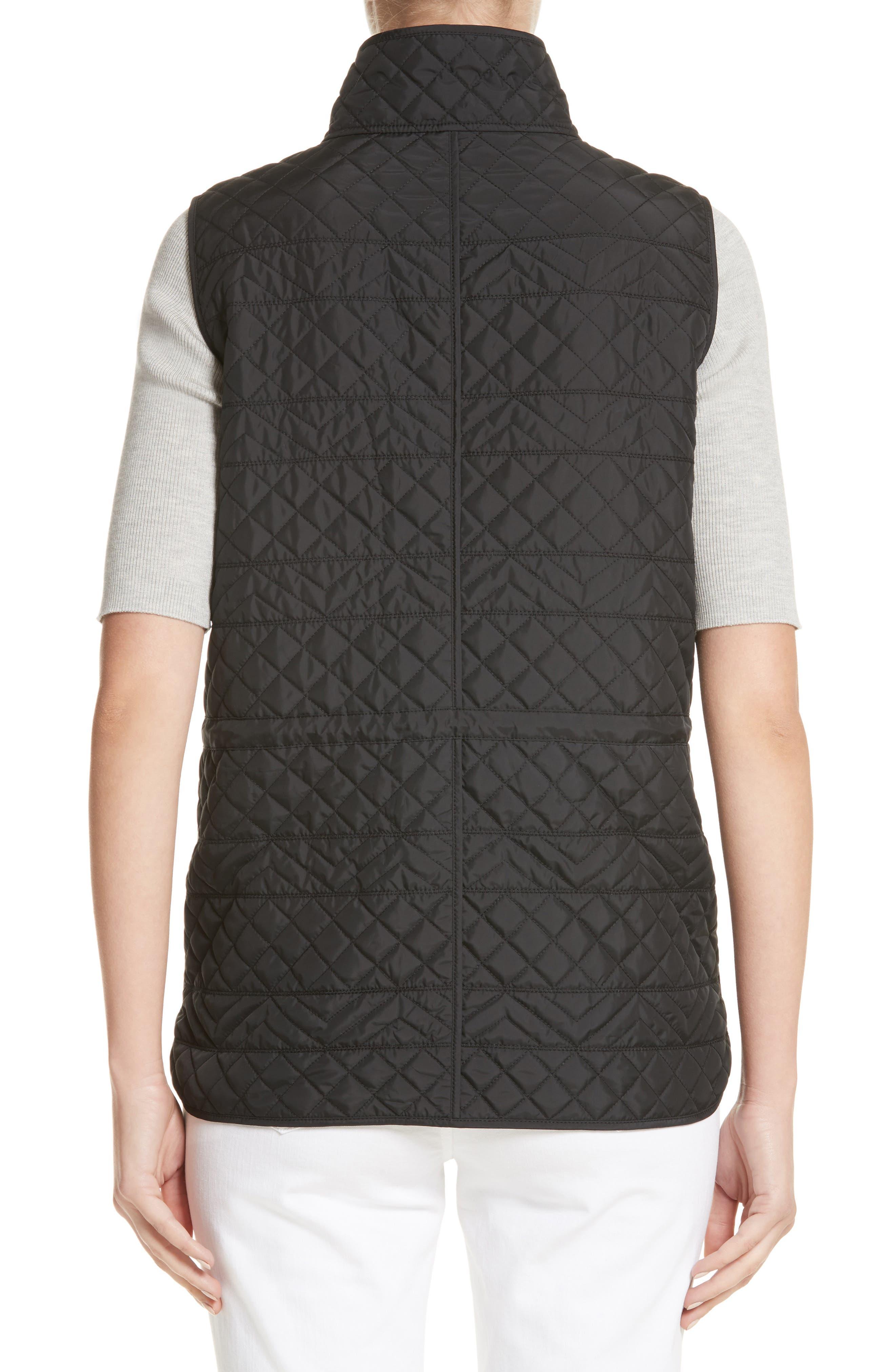 Ginny Reversible Vest,                             Alternate thumbnail 3, color,                             001