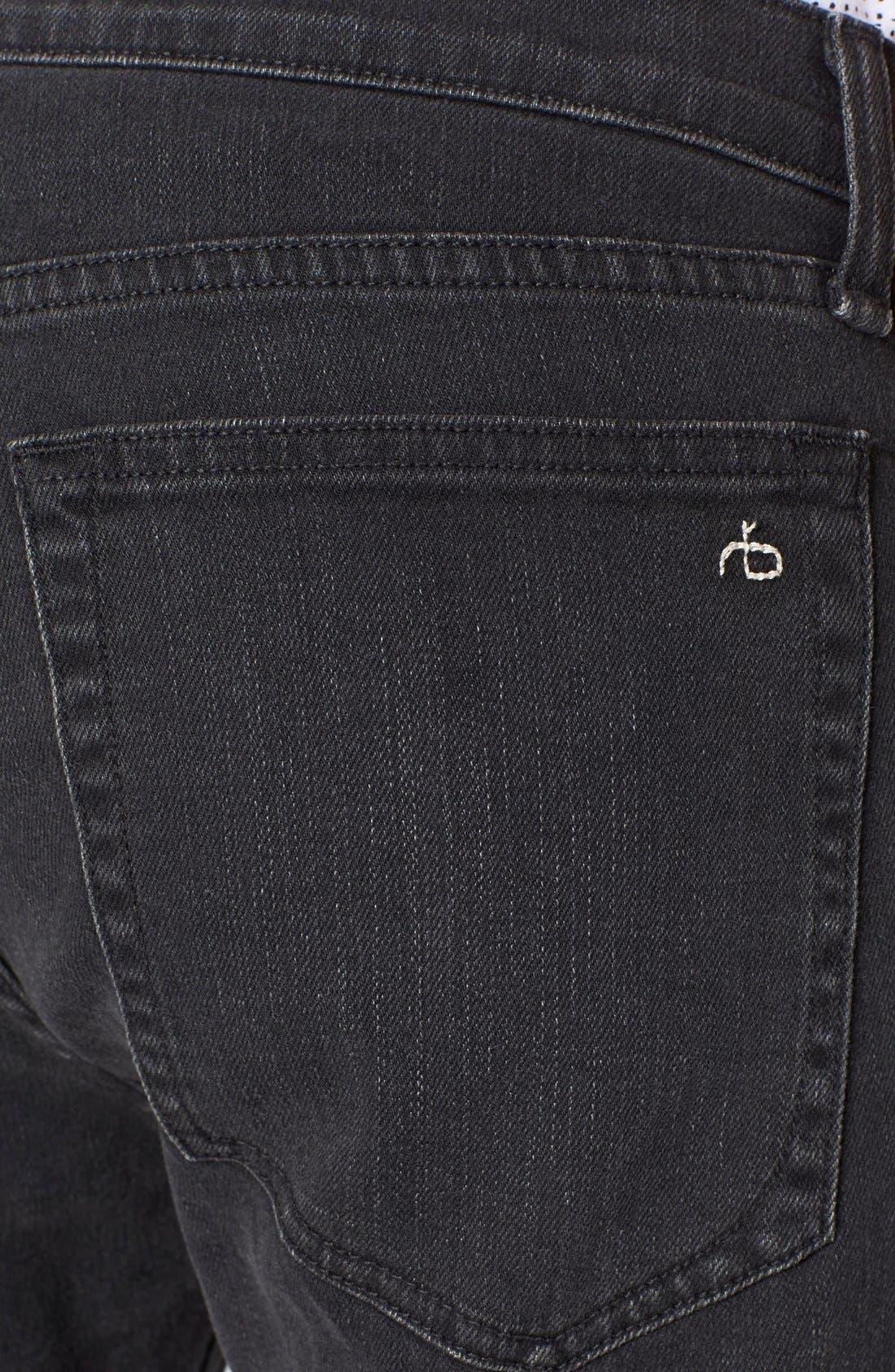 'Fit 2' Slim Fit Jeans,                             Alternate thumbnail 3, color,                             009