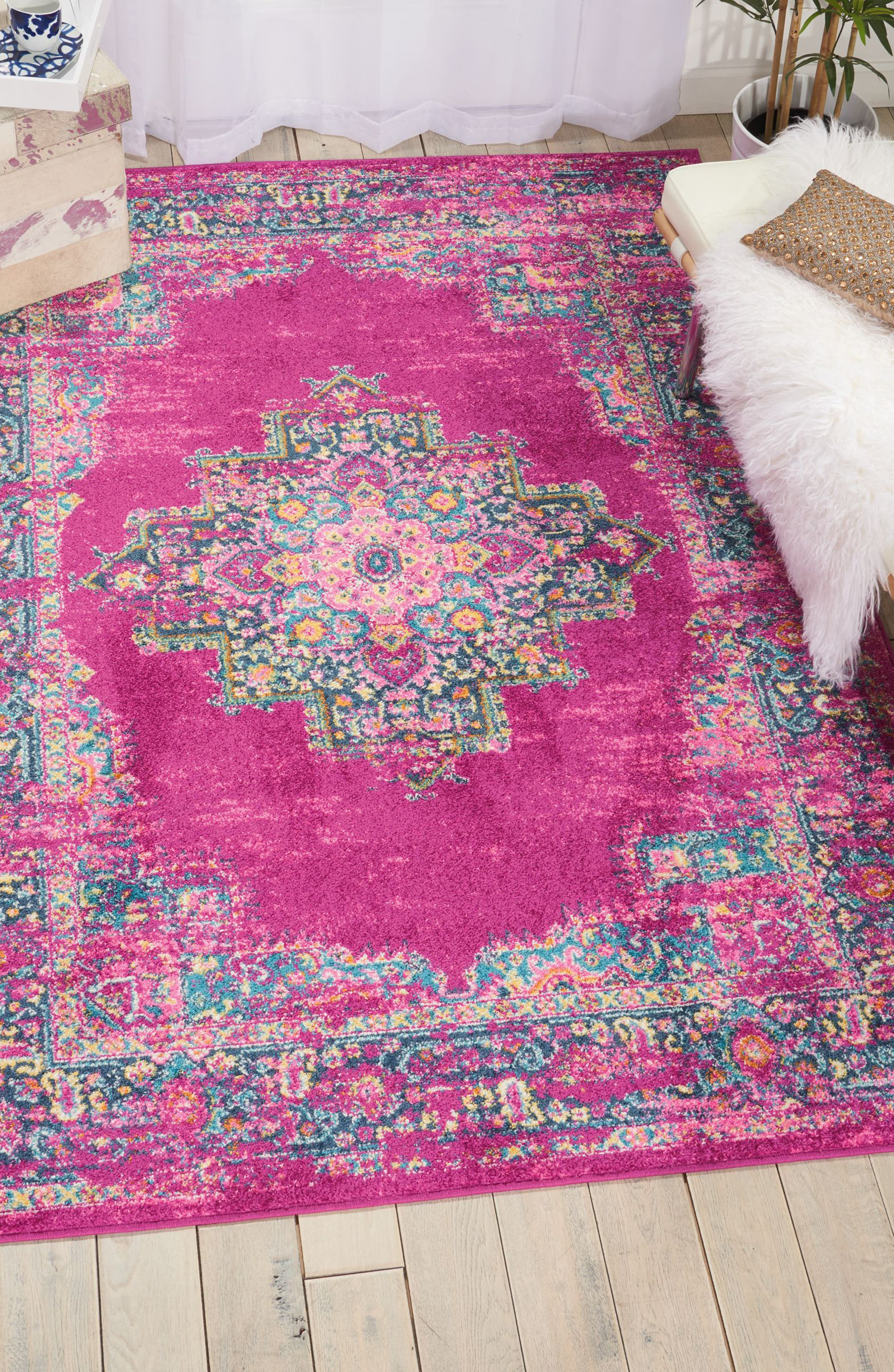 Passion Rug,                             Alternate thumbnail 28, color,