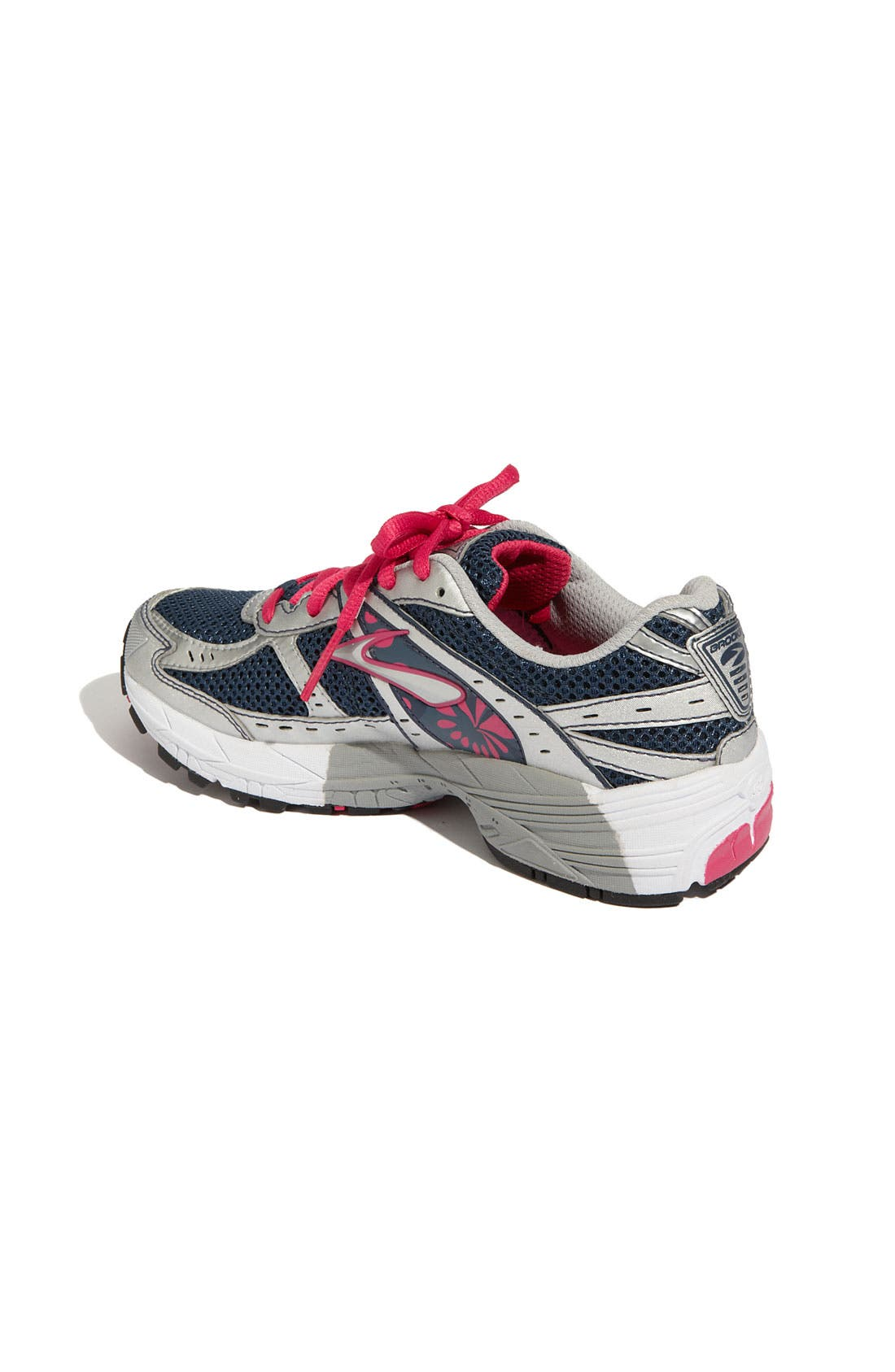 BROOKS,                             'Adrenaline' Running Shoe,                             Alternate thumbnail 4, color,                             020