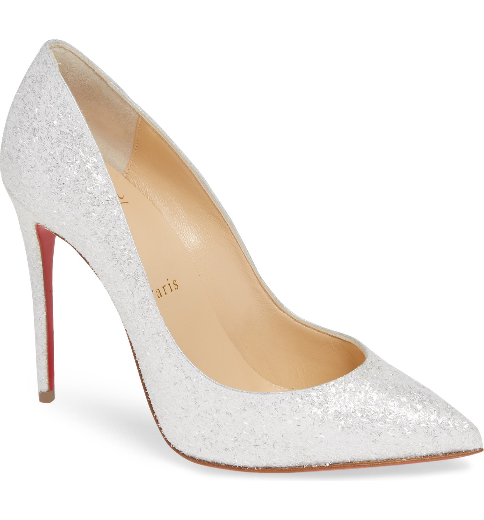 Christian Louboutin Pigalle Follies Pointy Toe Pump (Women)  a2939c79f