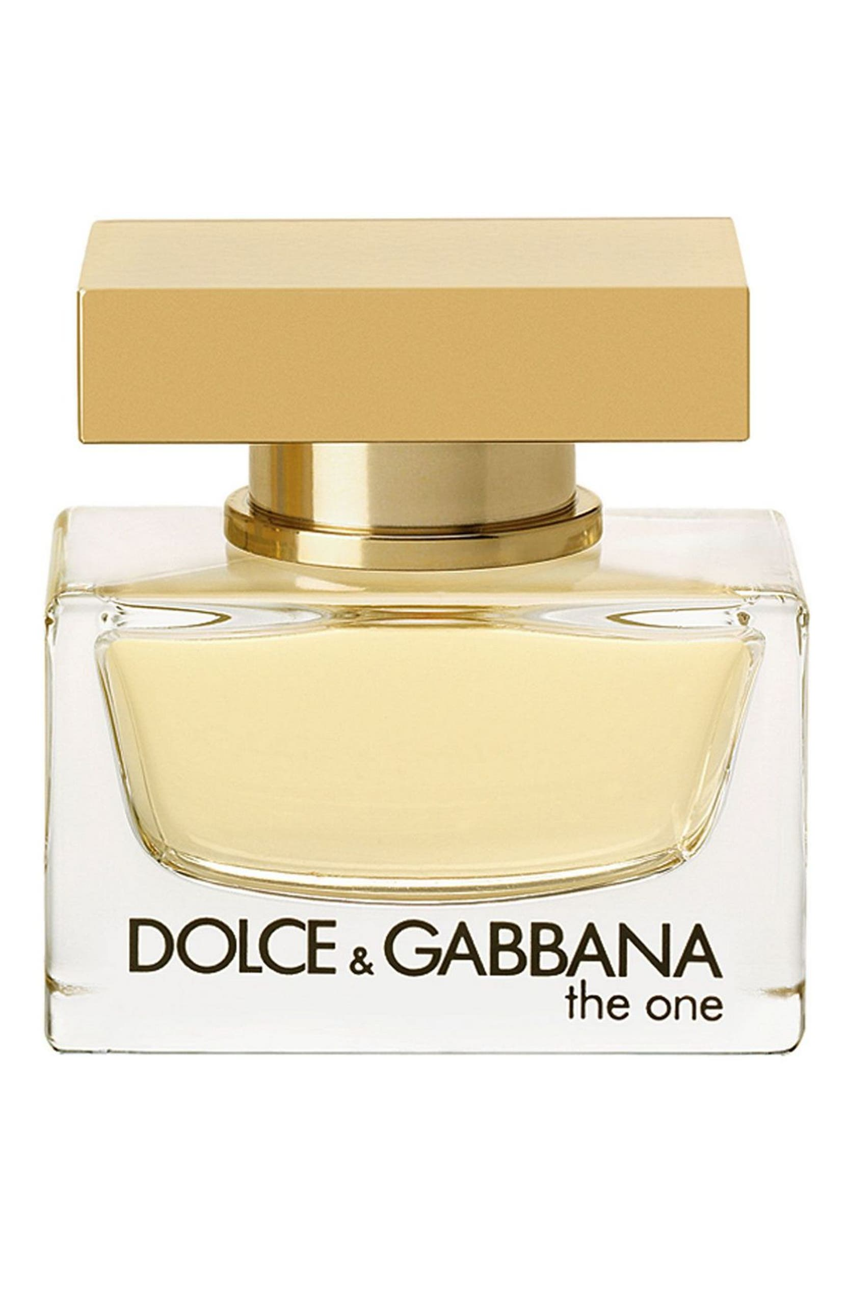 Dolce Gabbana Beauty  The One  Eau de Parfum   Nordstrom 62d825490099