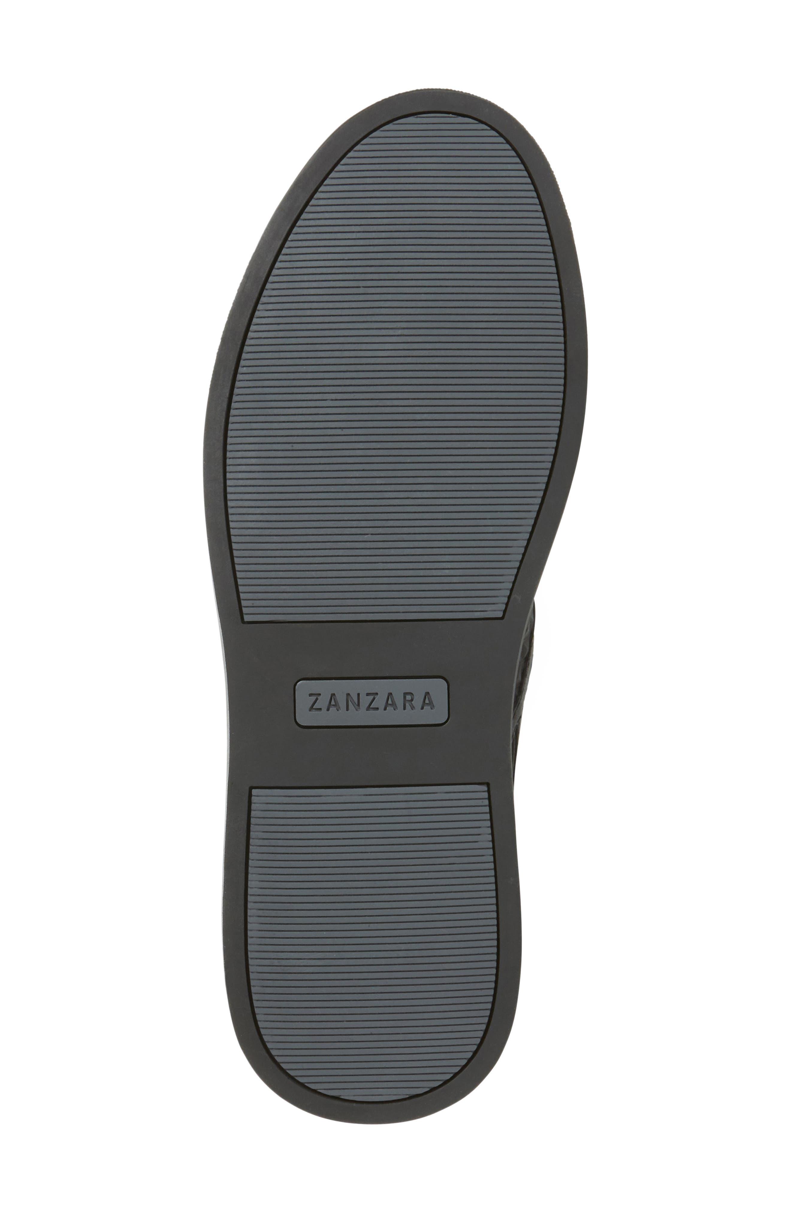 Manet Slip-On Sneaker,                             Alternate thumbnail 4, color,                             001