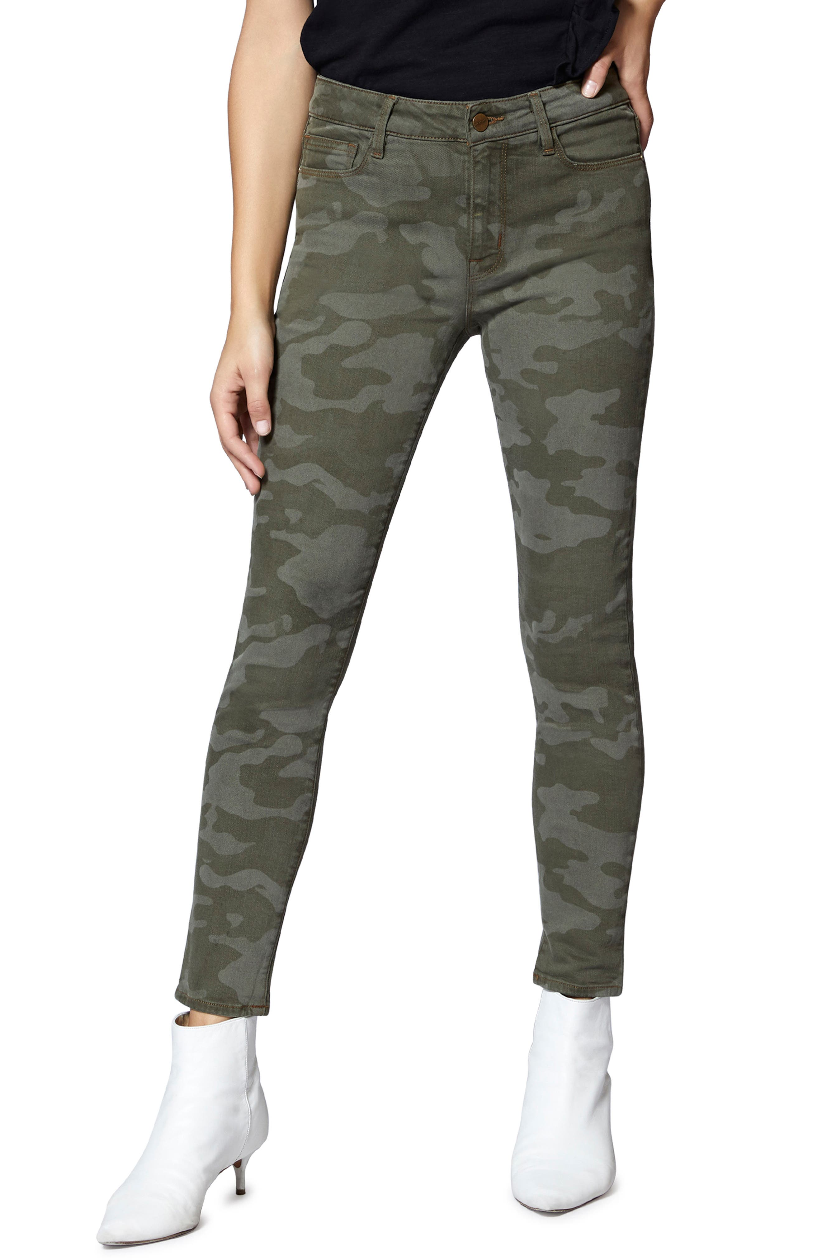 SANCTUARY Social Standard Ankle Skinny Jeans, Main, color, 396