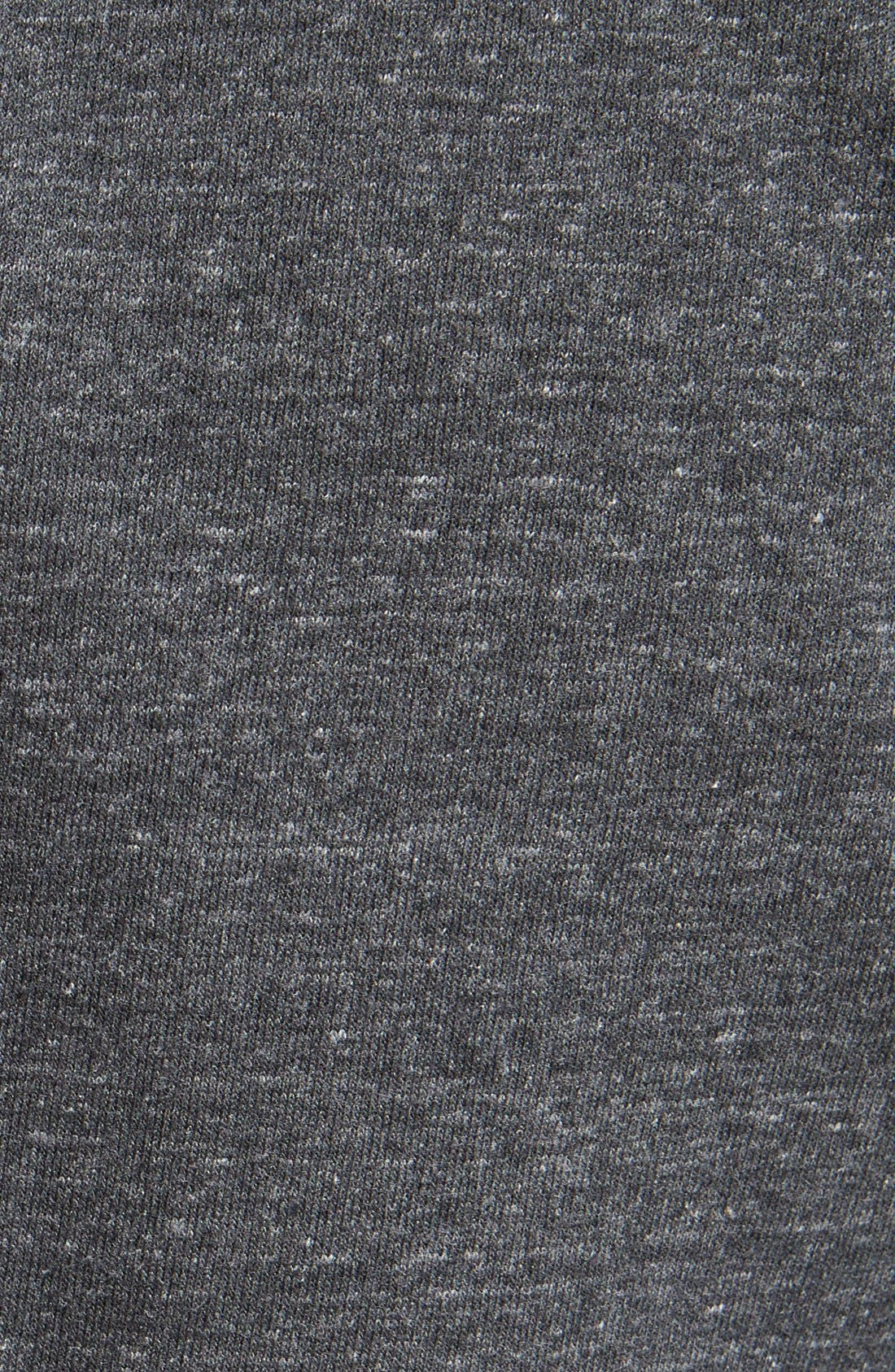 Threads for Thought Trim Fit Heathered Hoodie,                             Alternate thumbnail 2, color,                             008
