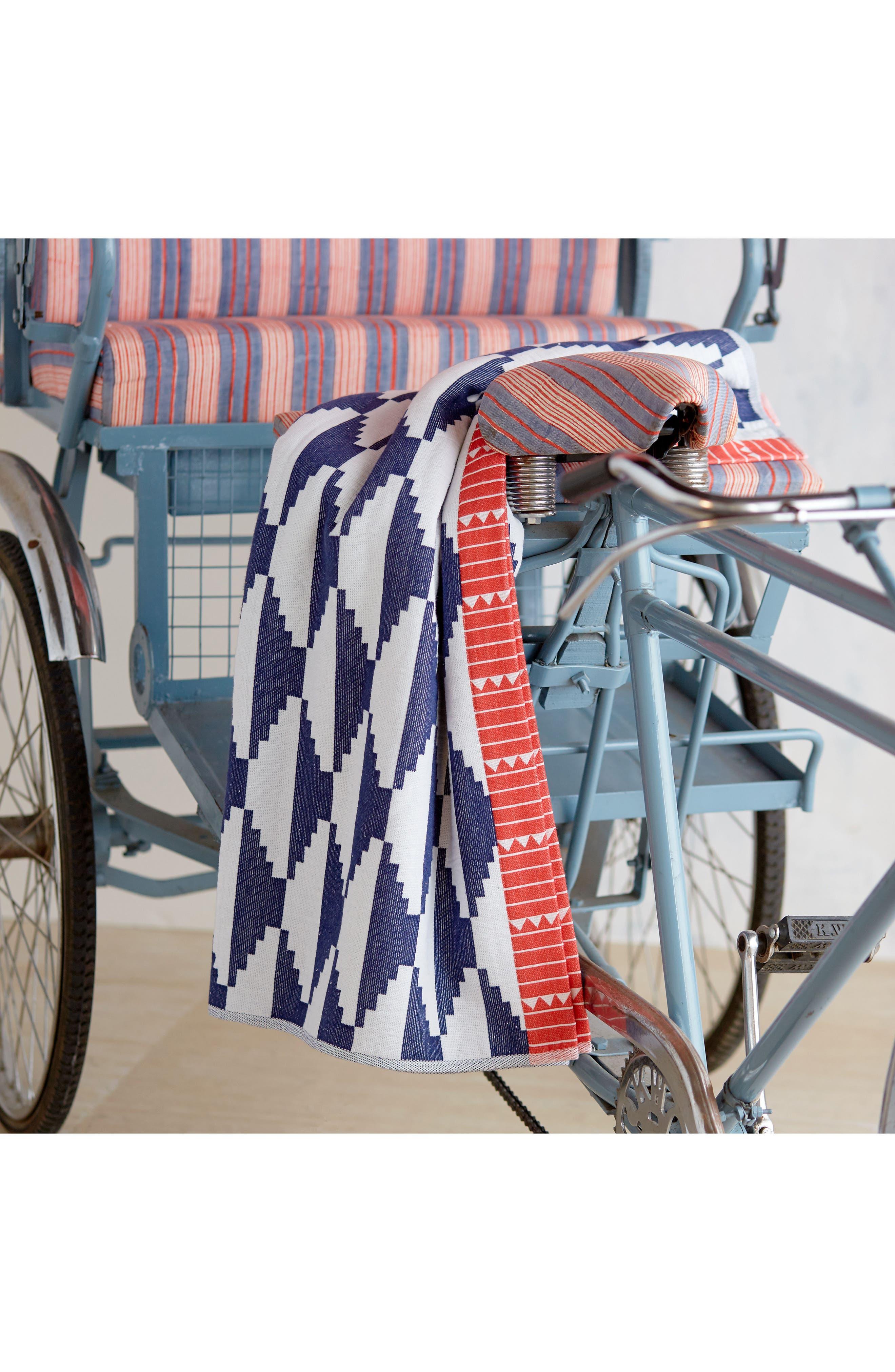 Rana Hammam Bath Towel,                             Alternate thumbnail 3, color,                             400