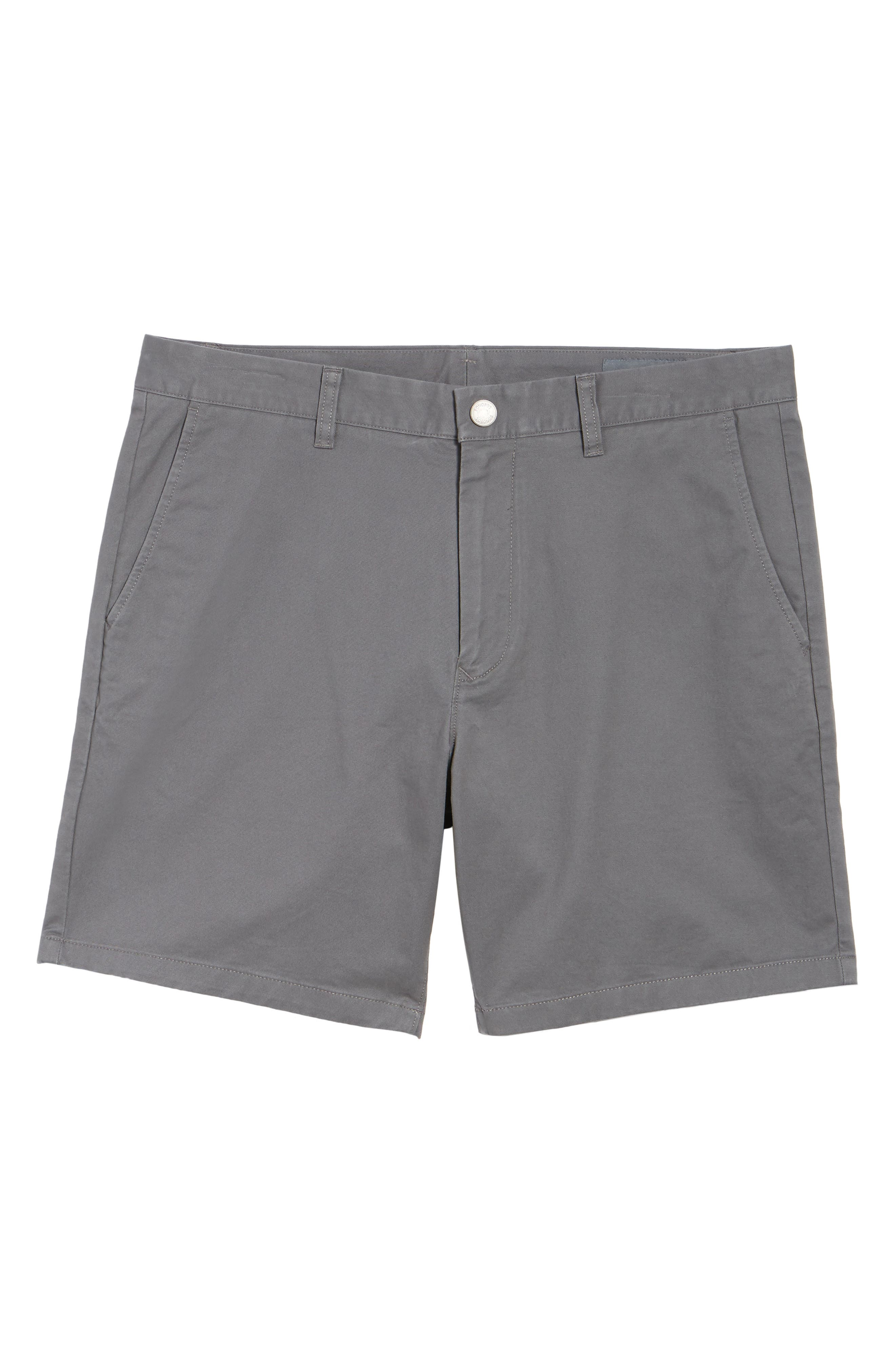 Stretch Washed Chino 7-Inch Shorts,                             Alternate thumbnail 119, color,