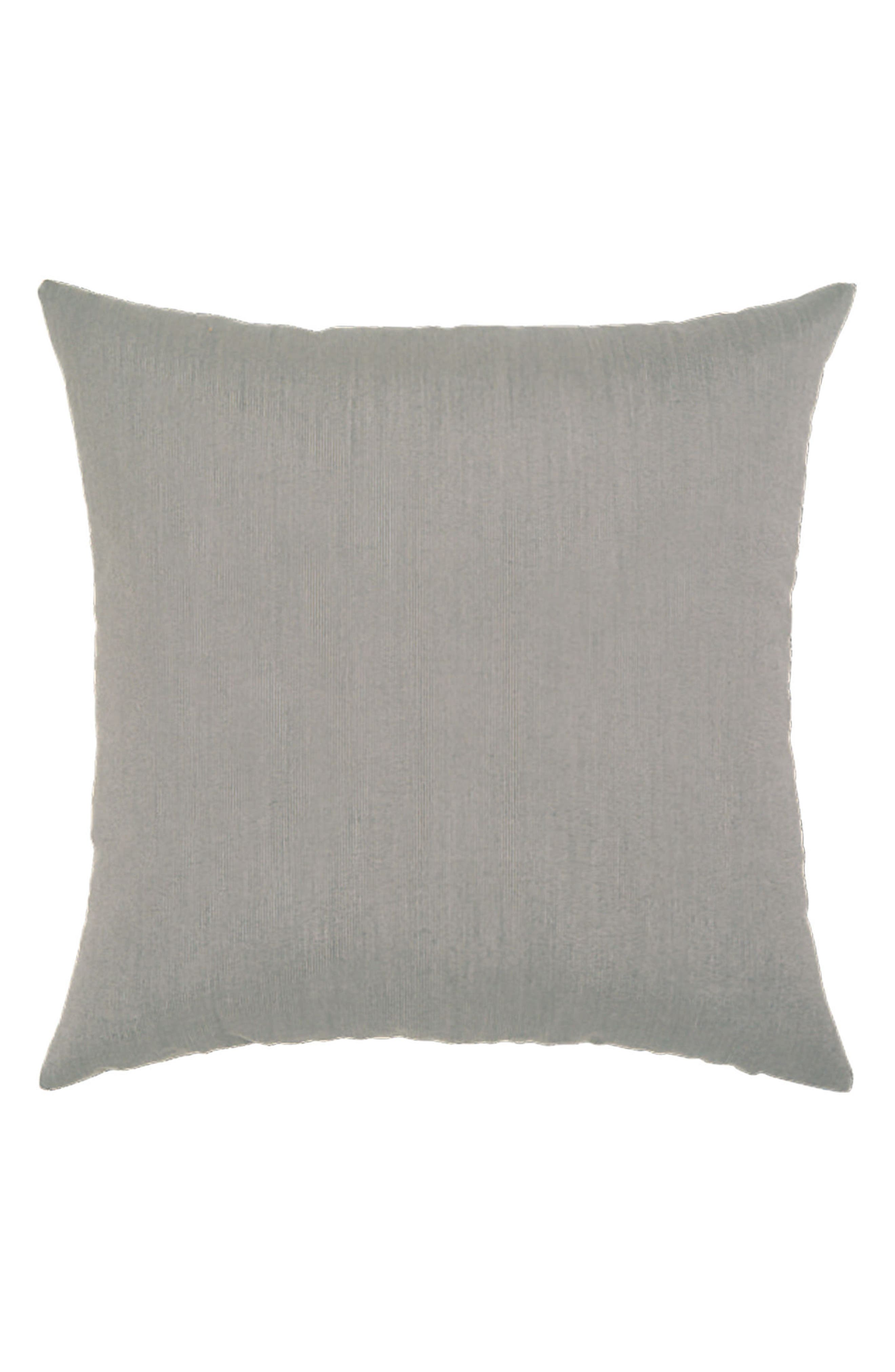 Basket Weave Indoor/Outdoor Accent Pillow,                             Alternate thumbnail 2, color,                             GREY