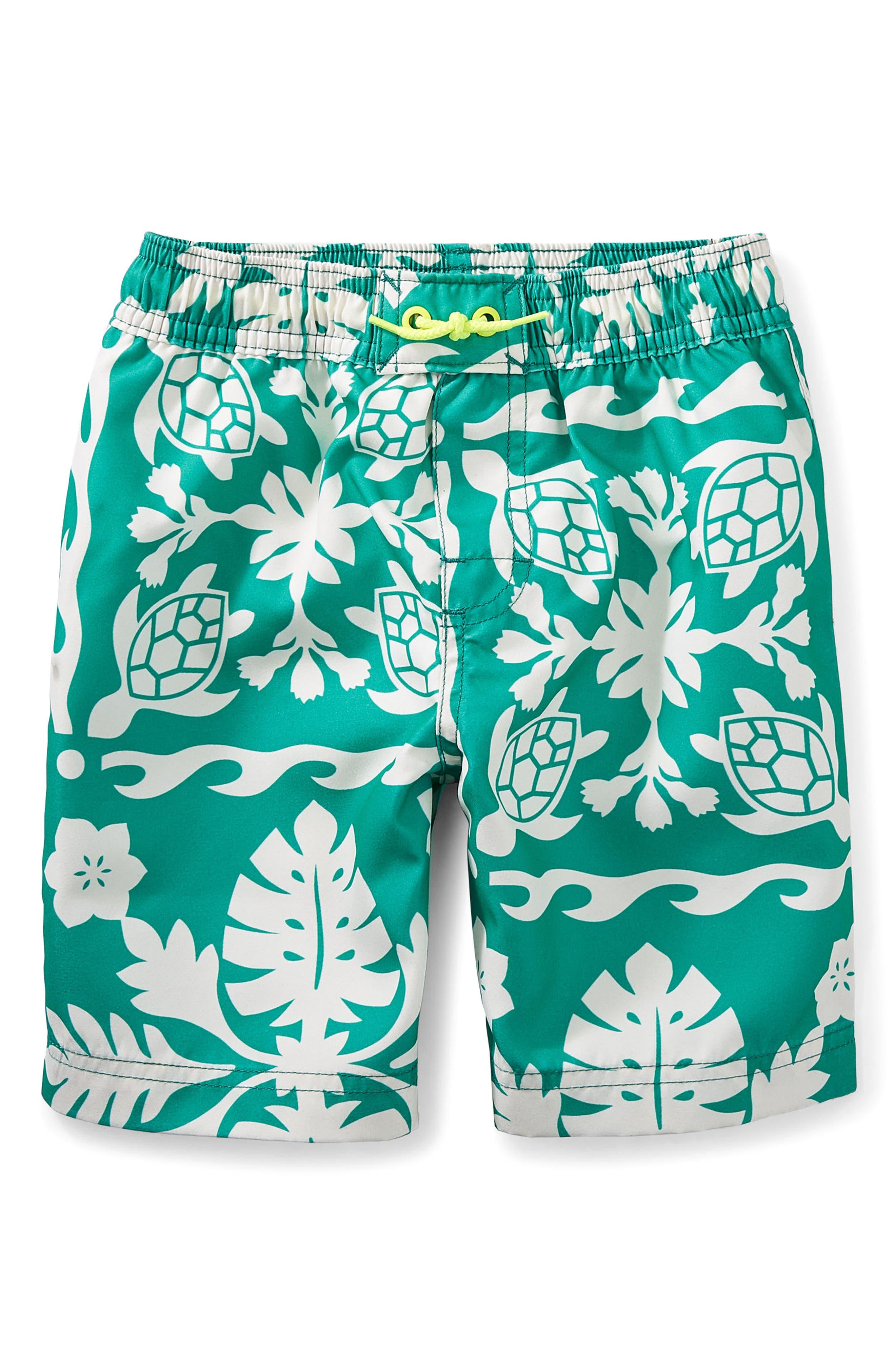 Print Board Shorts,                         Main,                         color,