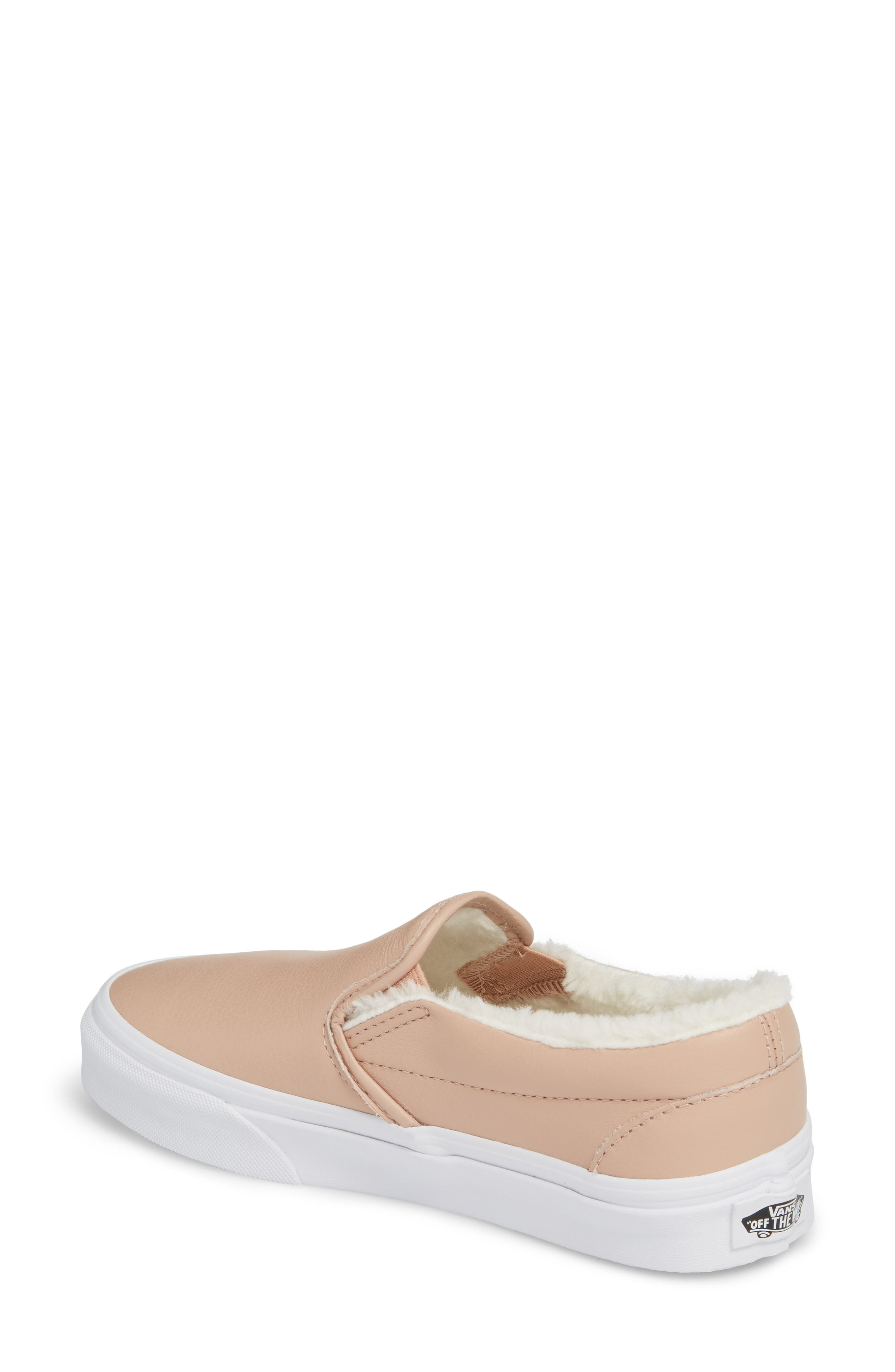 Classic Slip-On Sneaker,                             Alternate thumbnail 123, color,