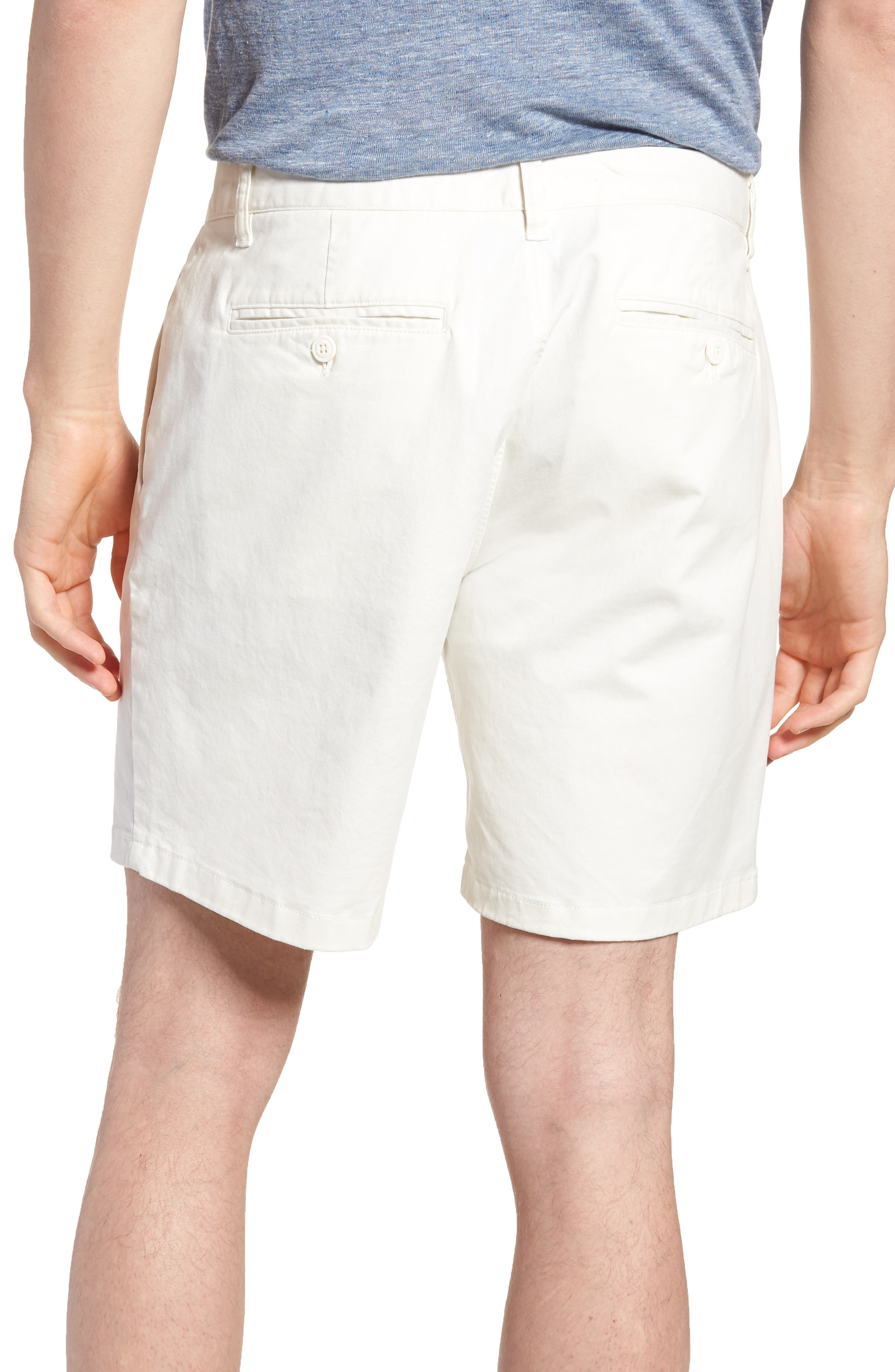 Stretch Washed Chino 7-Inch Shorts,                             Alternate thumbnail 30, color,