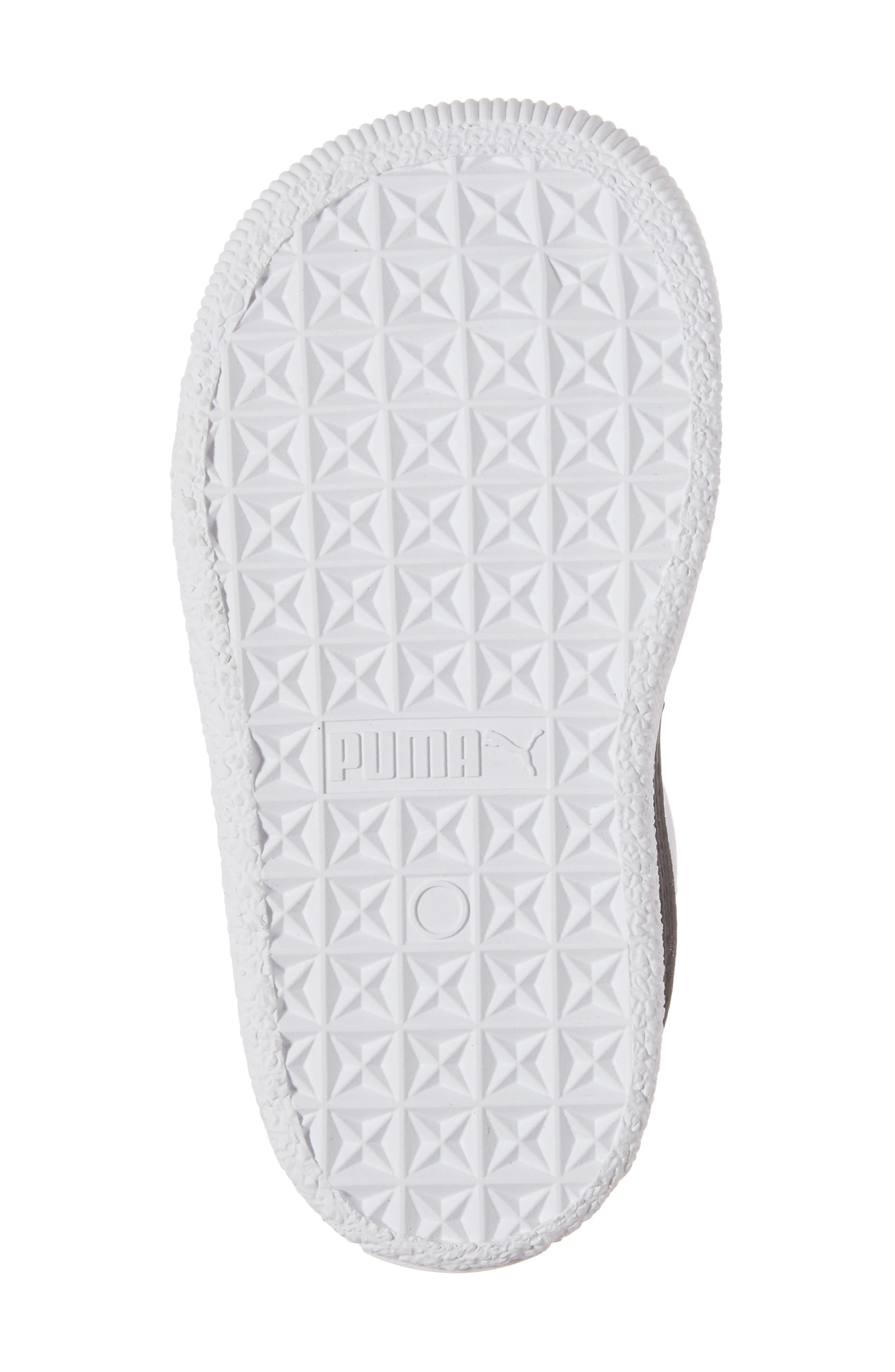 Clyde Core Foil Sneaker,                             Alternate thumbnail 33, color,