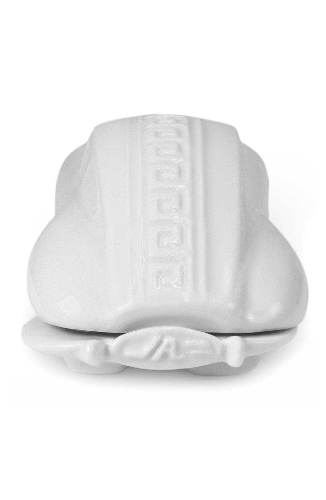 'Sports Car' Porcelain Box,                             Alternate thumbnail 3, color,