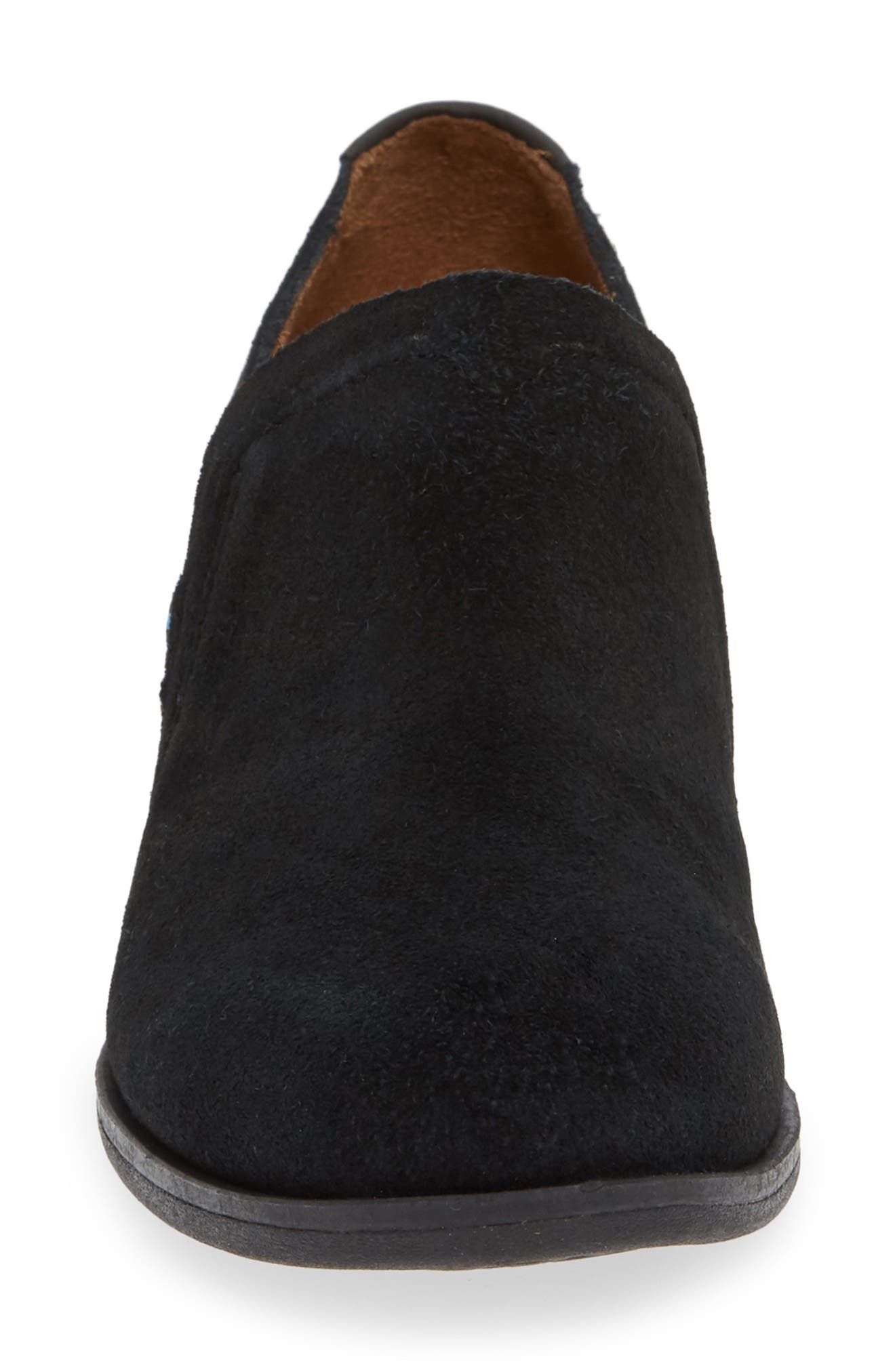 TOMS,                             Shaye Bootie,                             Alternate thumbnail 4, color,                             001