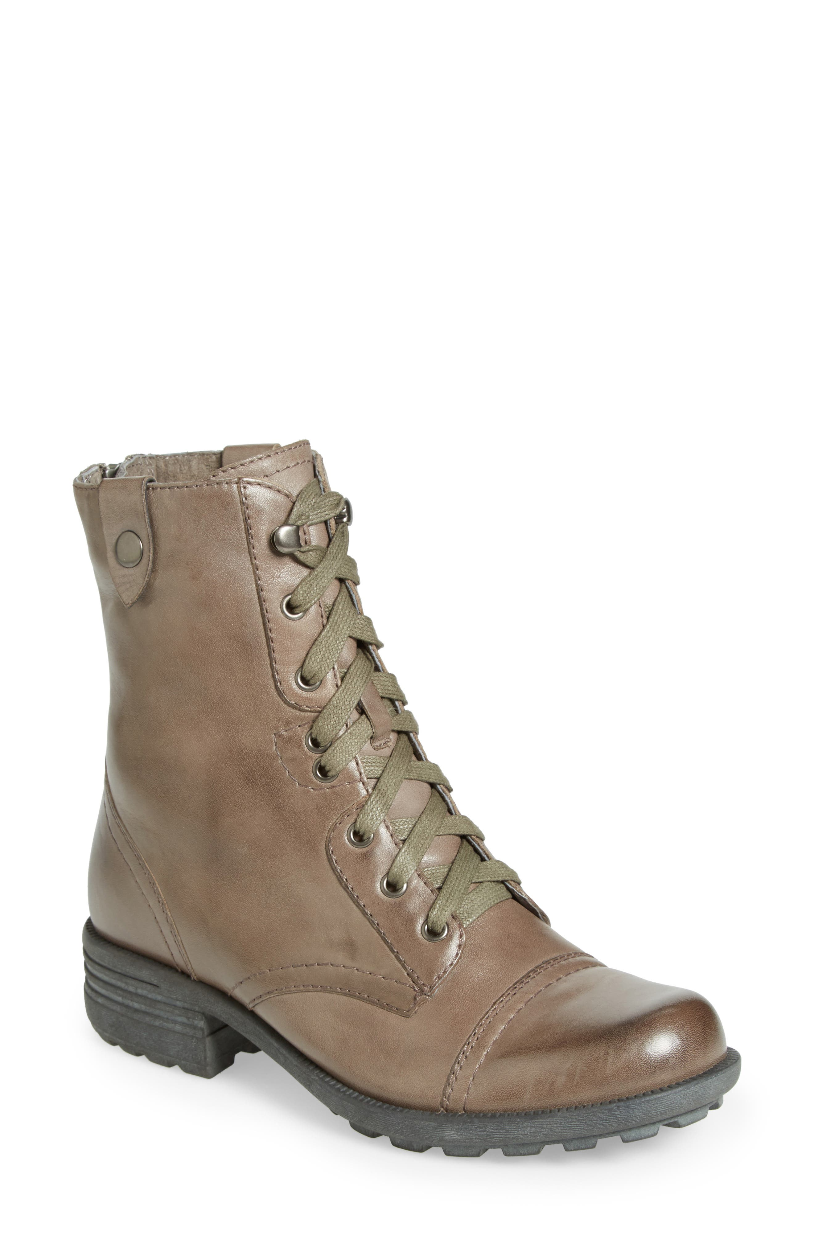Rockport Cobb Hill Bethany Boot- Grey