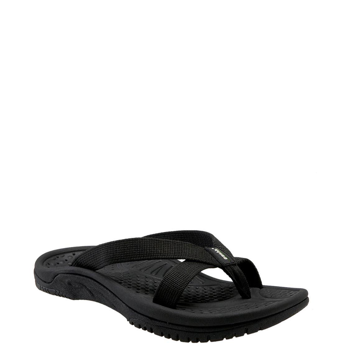 'Cabo San Lucas' Sandal,                             Main thumbnail 1, color,                             001