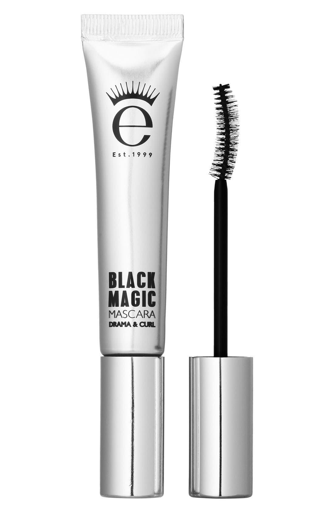 Black Magic Mascara & Liquid Eyeliner Duo,                             Alternate thumbnail 3, color,                             000