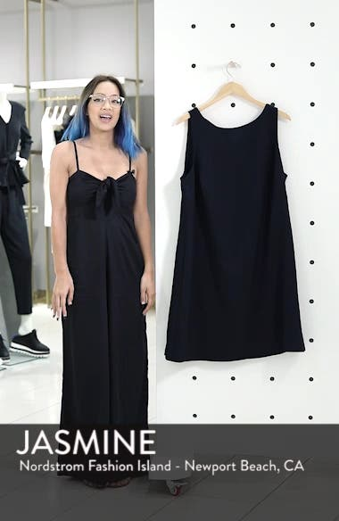 Bow Back Shift Dress, sales video thumbnail